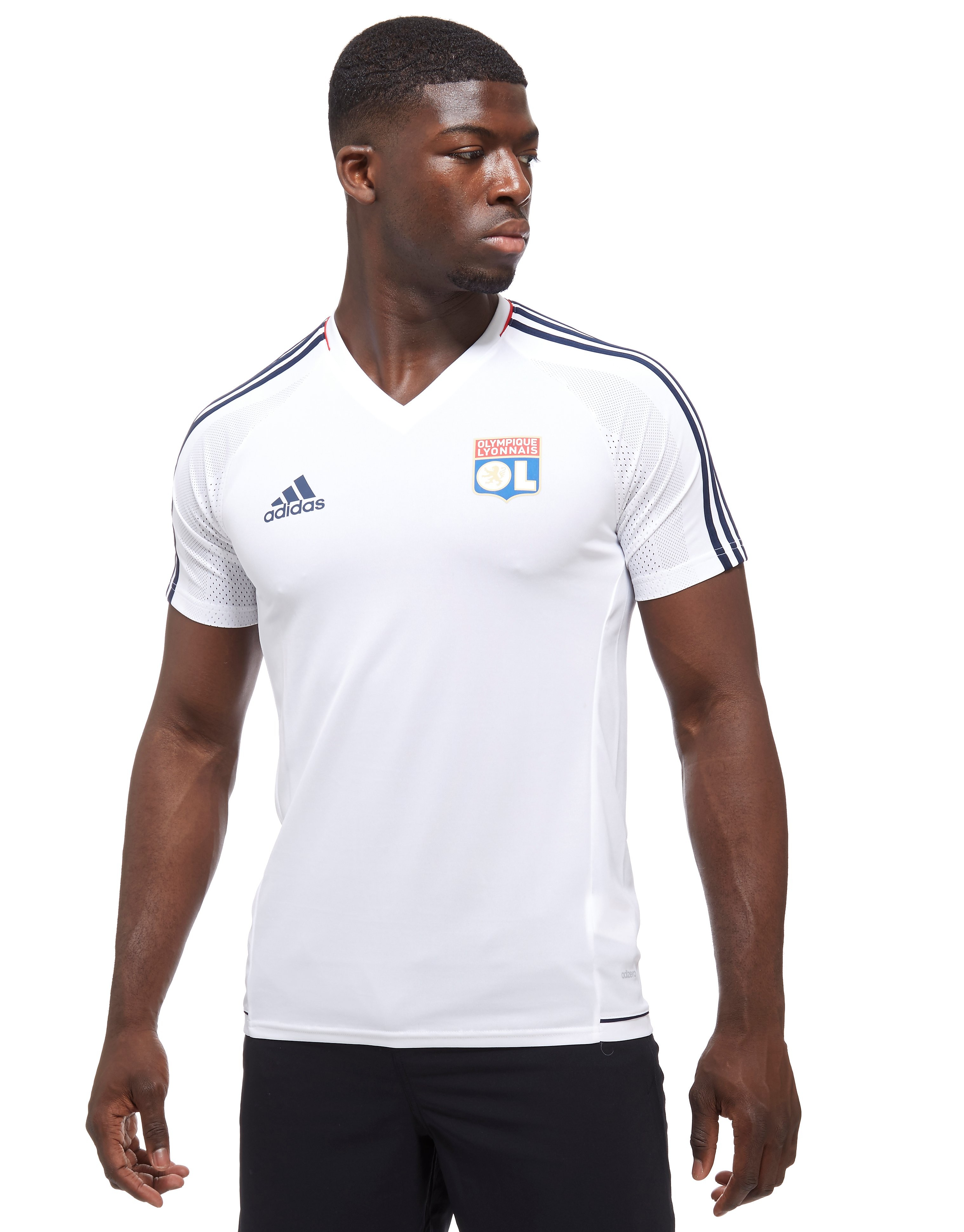 adidas Olympique Lyon 2017 Training Shirt