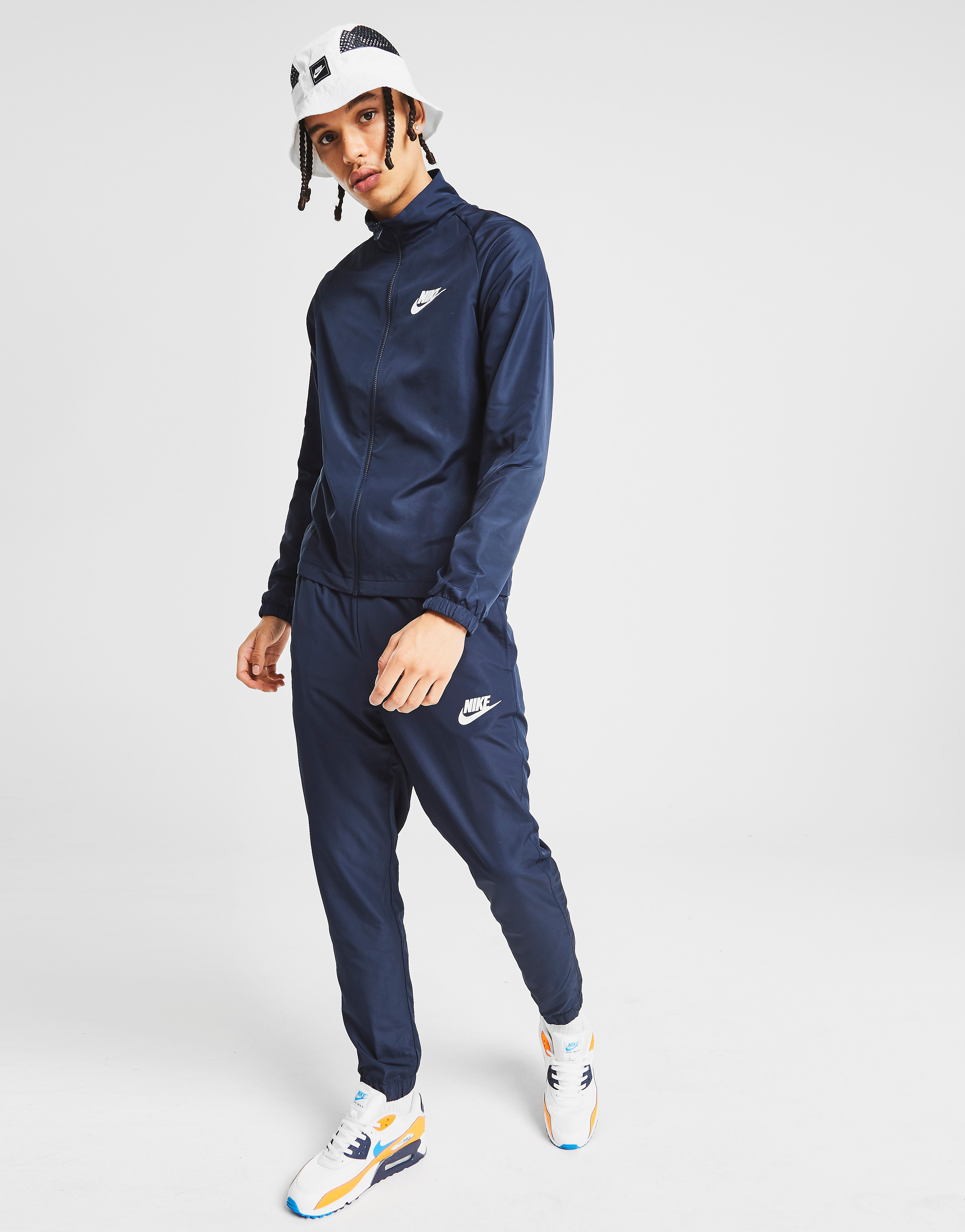 Nike Nike Season 2 Woven Tracksuit Heren