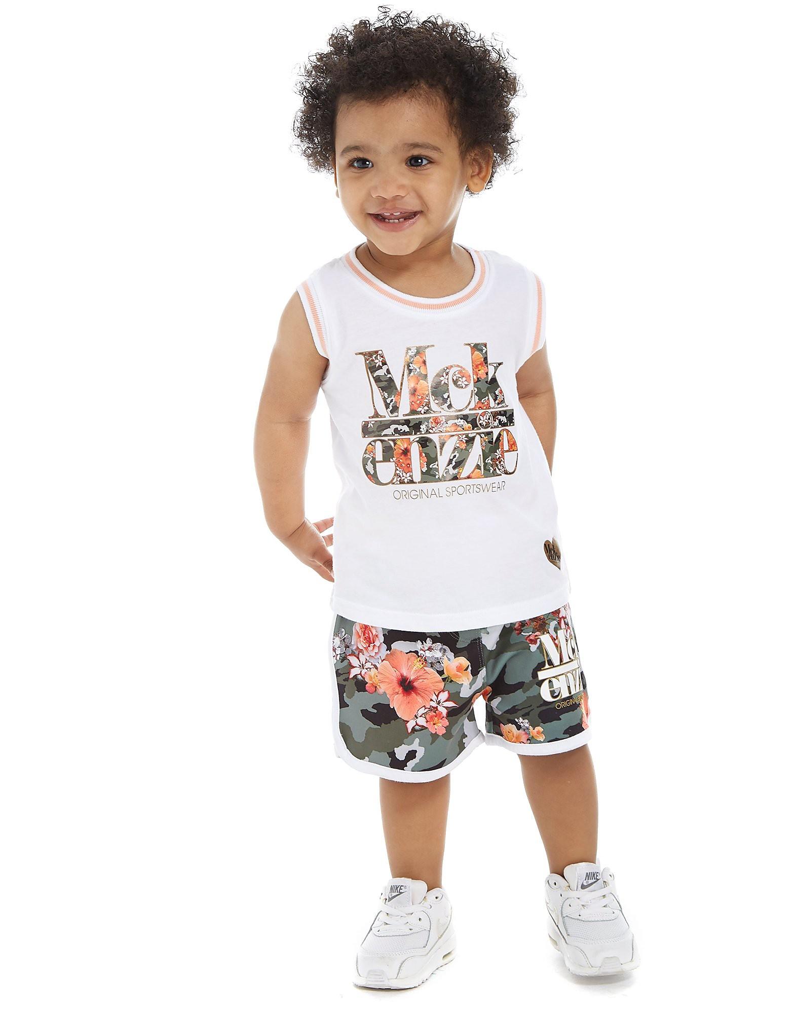 McKenzie Girls' Dillon Shorts Suit Infant