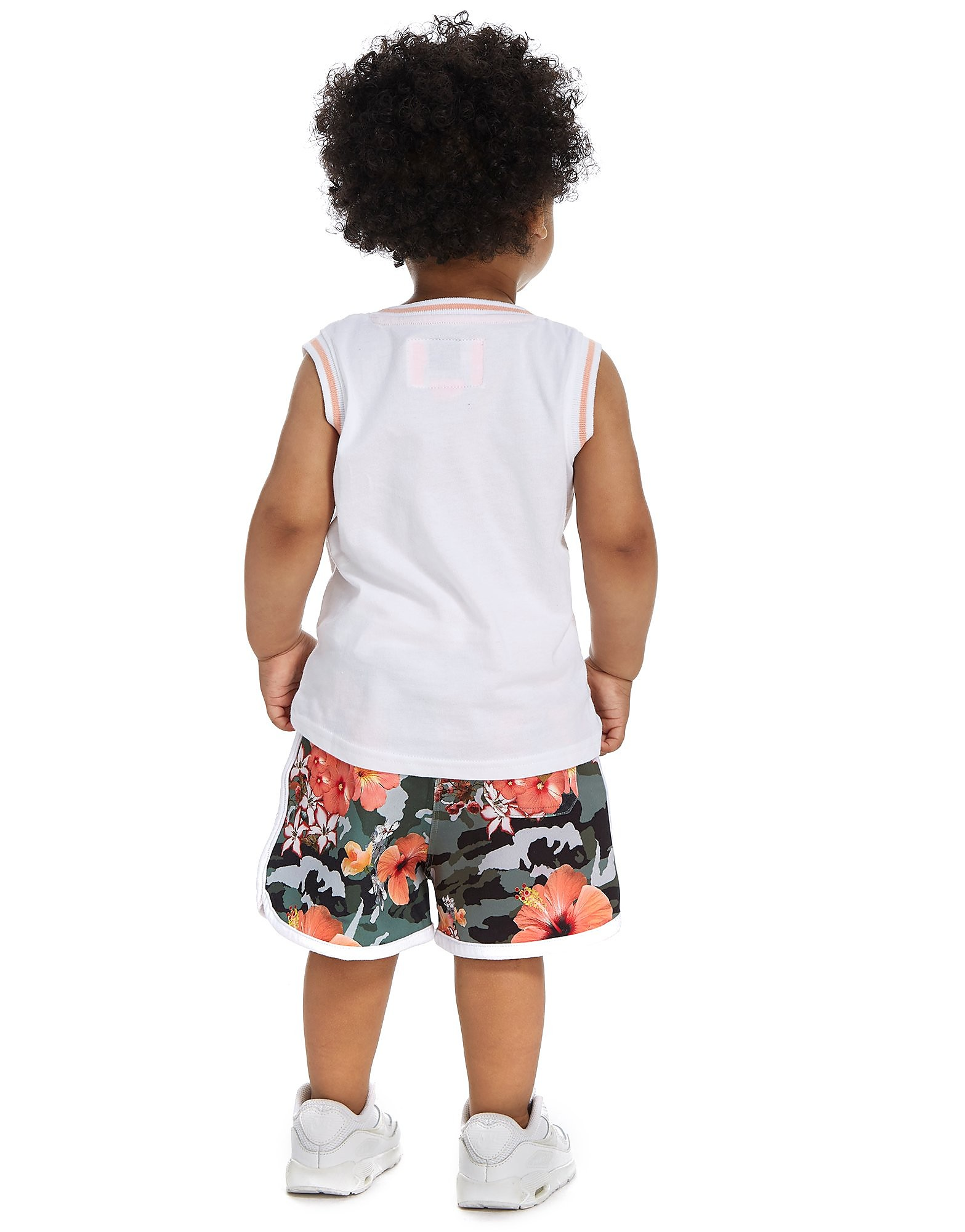 McKenzie Girls' Dillon Shorts Suit Infant