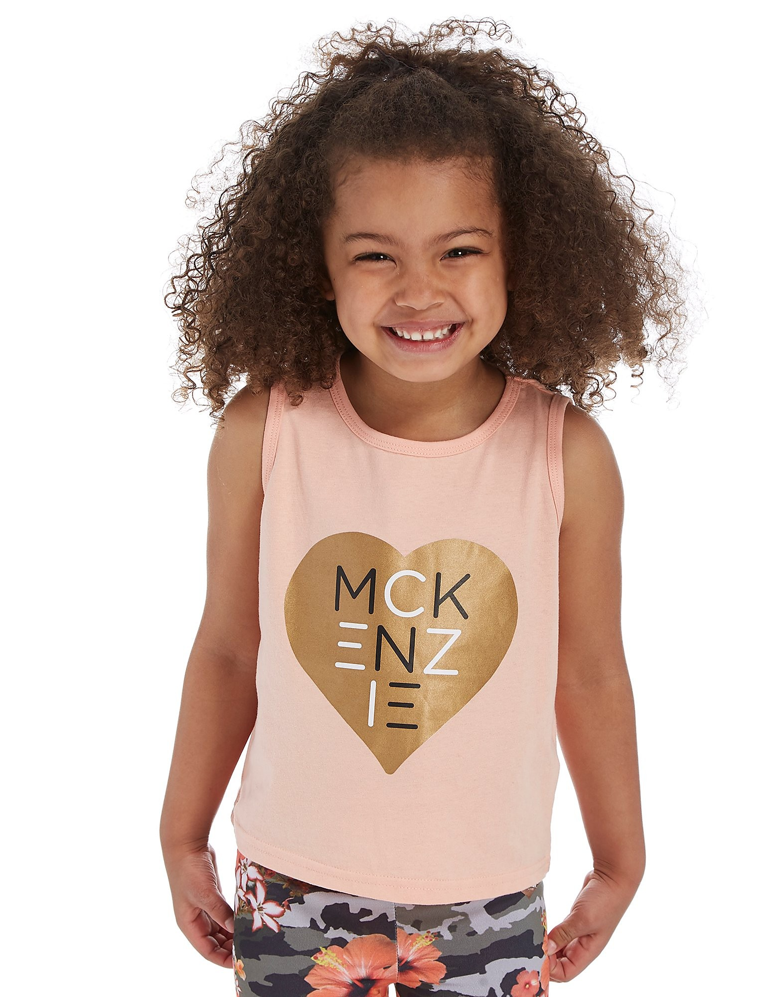 McKenzie Girls' Pippa Crop T-Shirt Children
