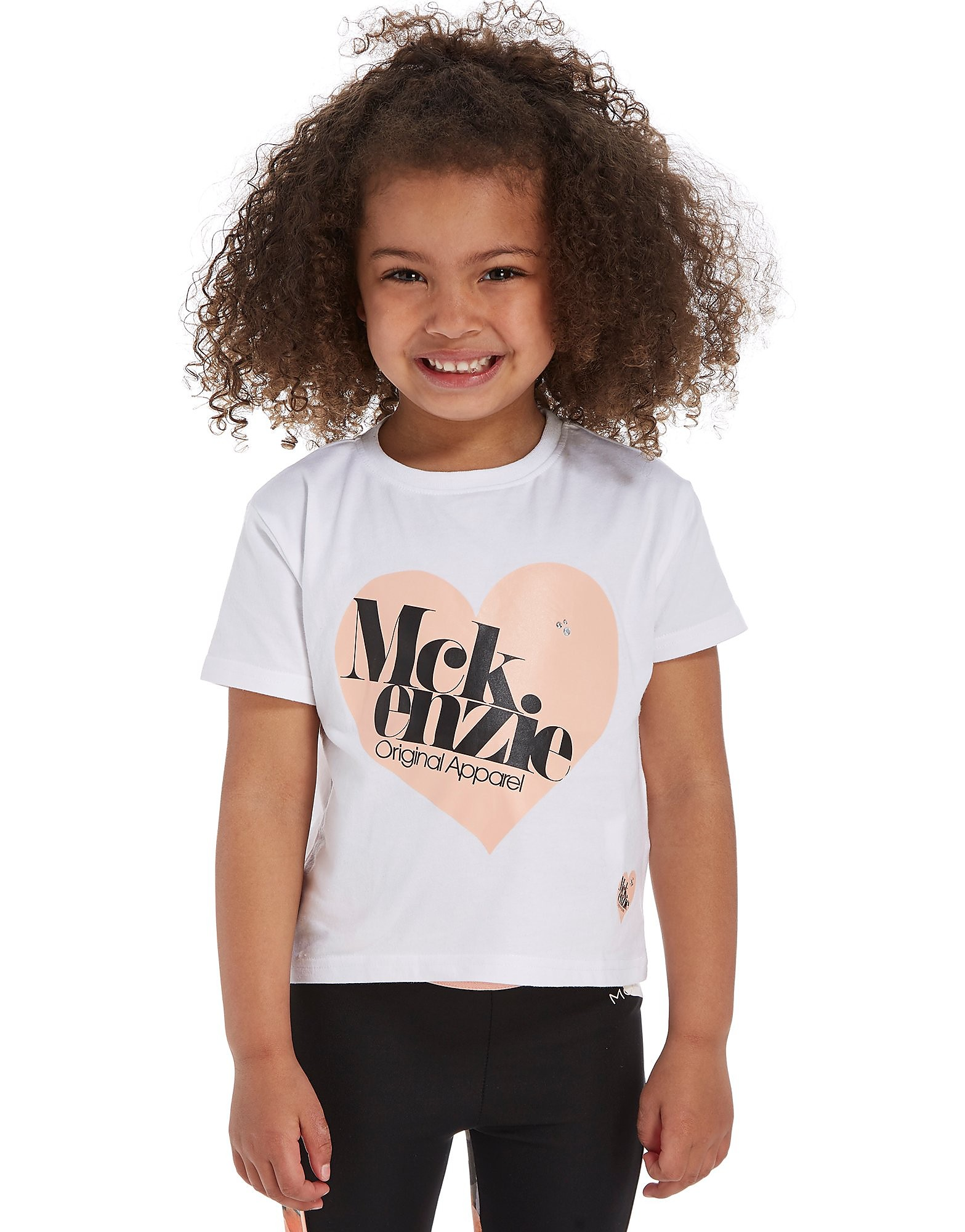McKenzie T-shirt Girls Holly Crop Enfant