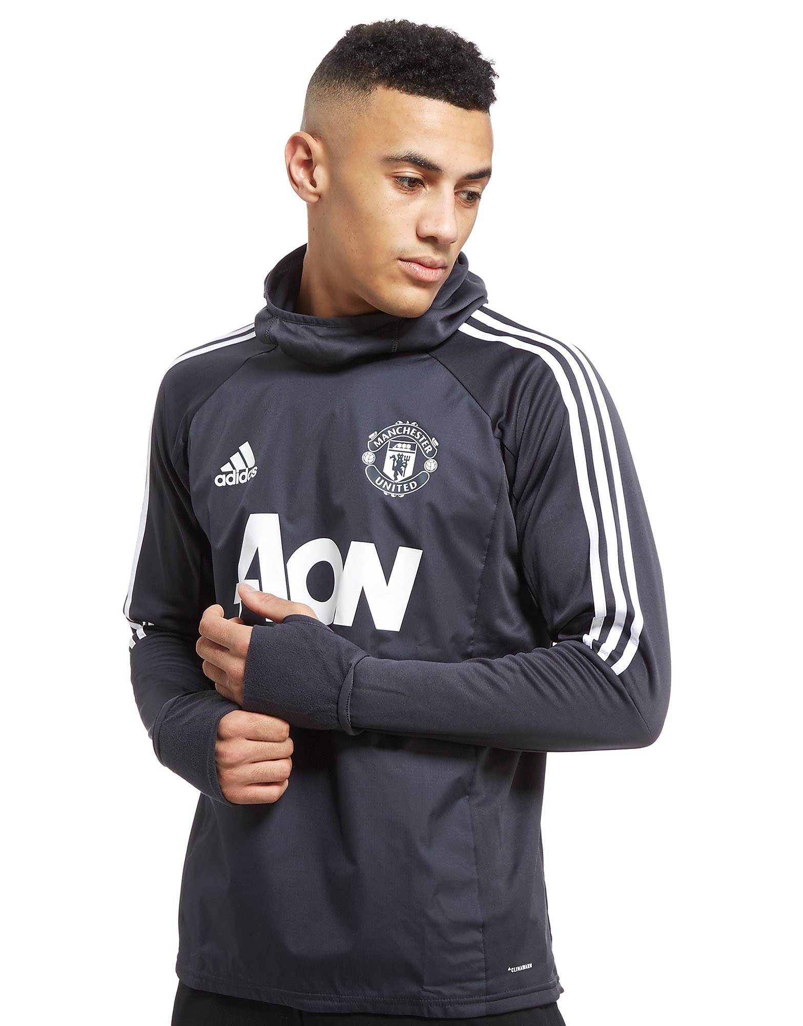 adidas Manchester United 2017 Training Hoodie