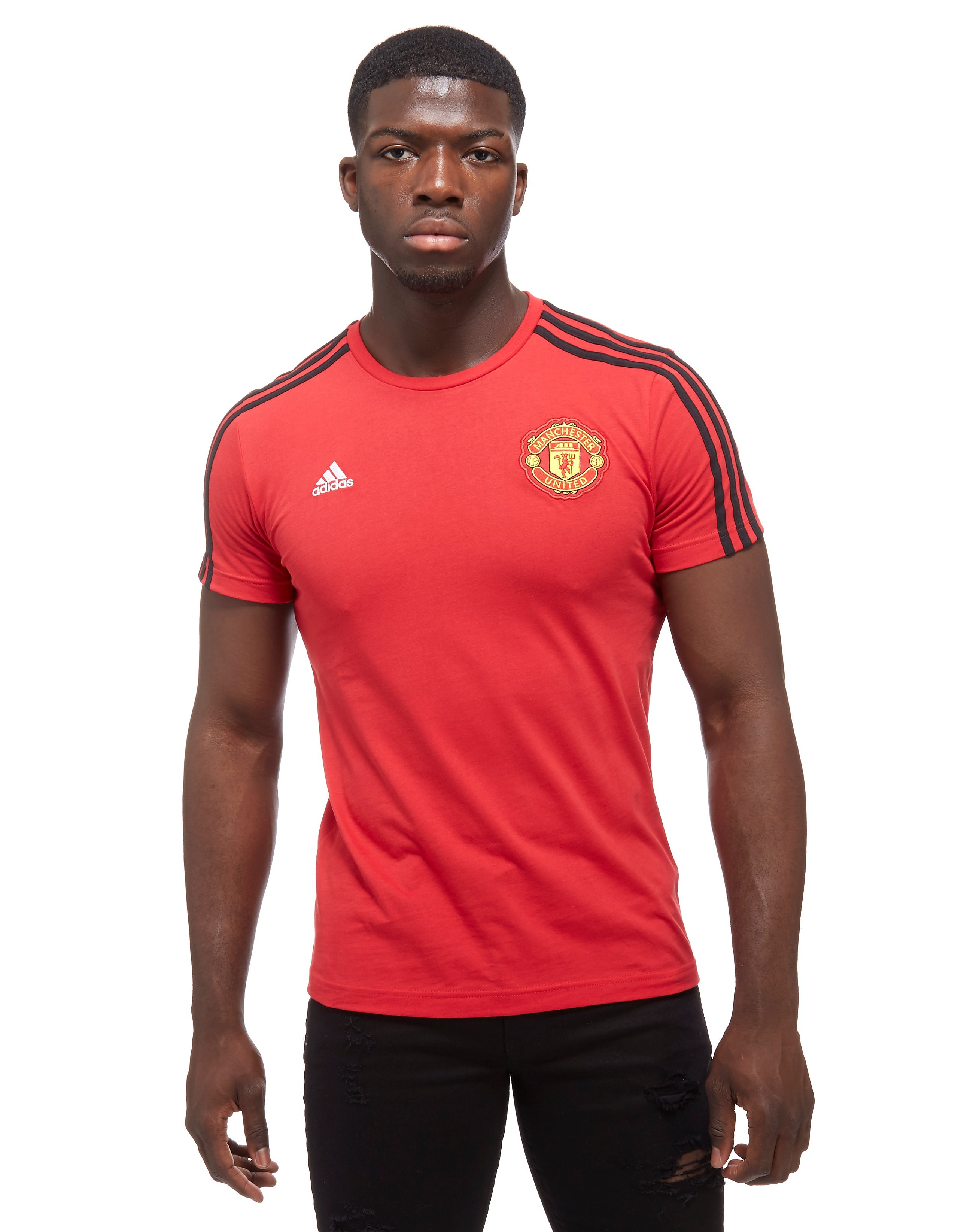 adidas Manchester United FC Graphic T-Shirt