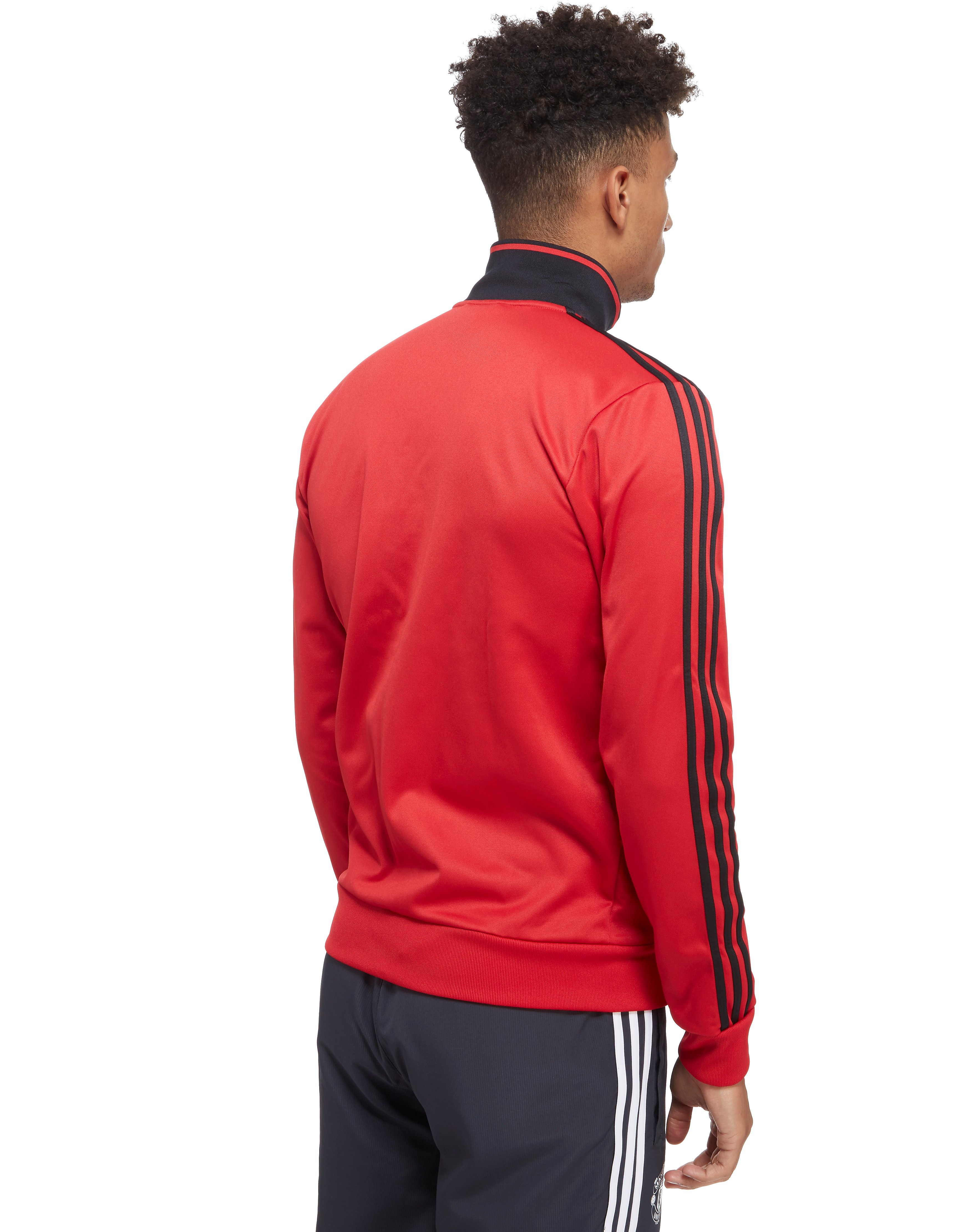 adidas Manchester United 2017 3-Stripe Track Top