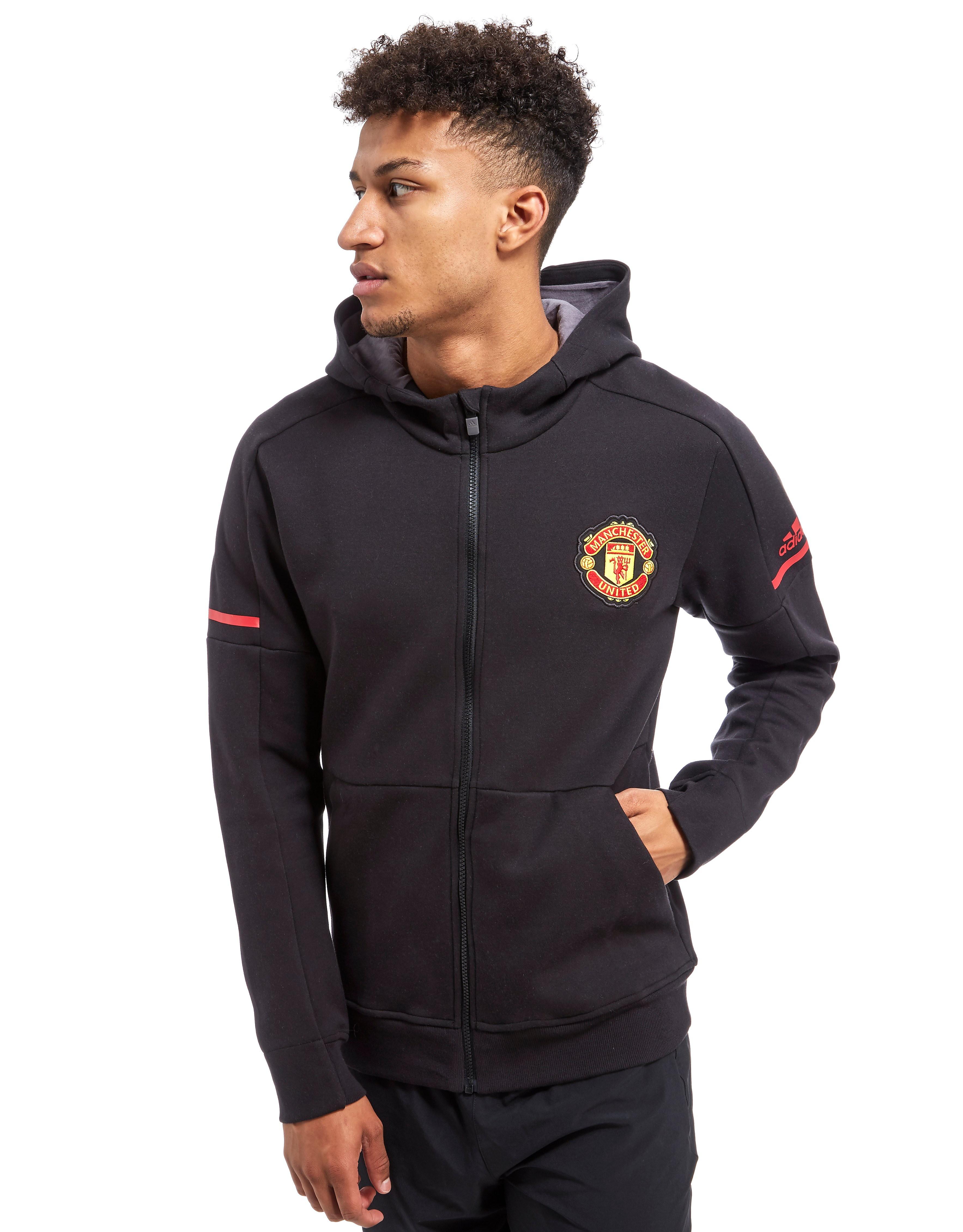 adidas Manchester United 2017 Anthem Hoodie