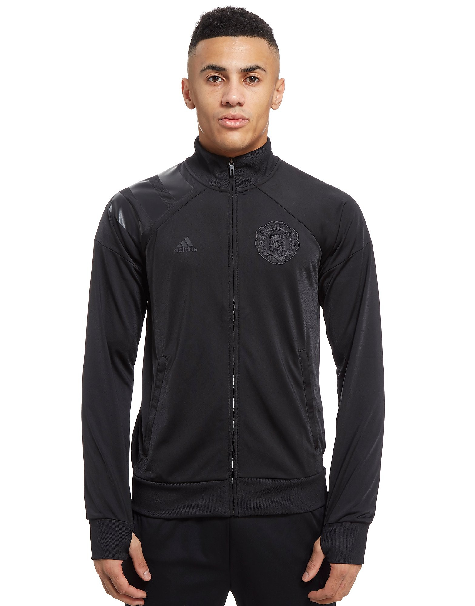 adidas Manchester United 2017 License Track Top Heren