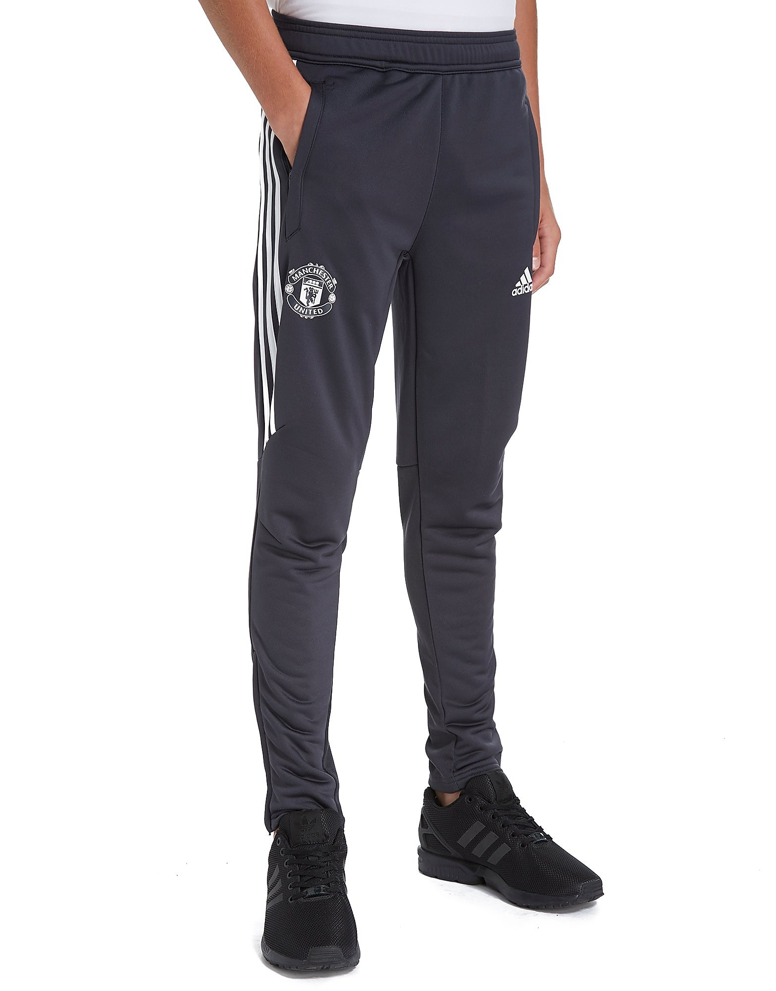 adidas Manchester United 2017/18 Training Pantalon Junior