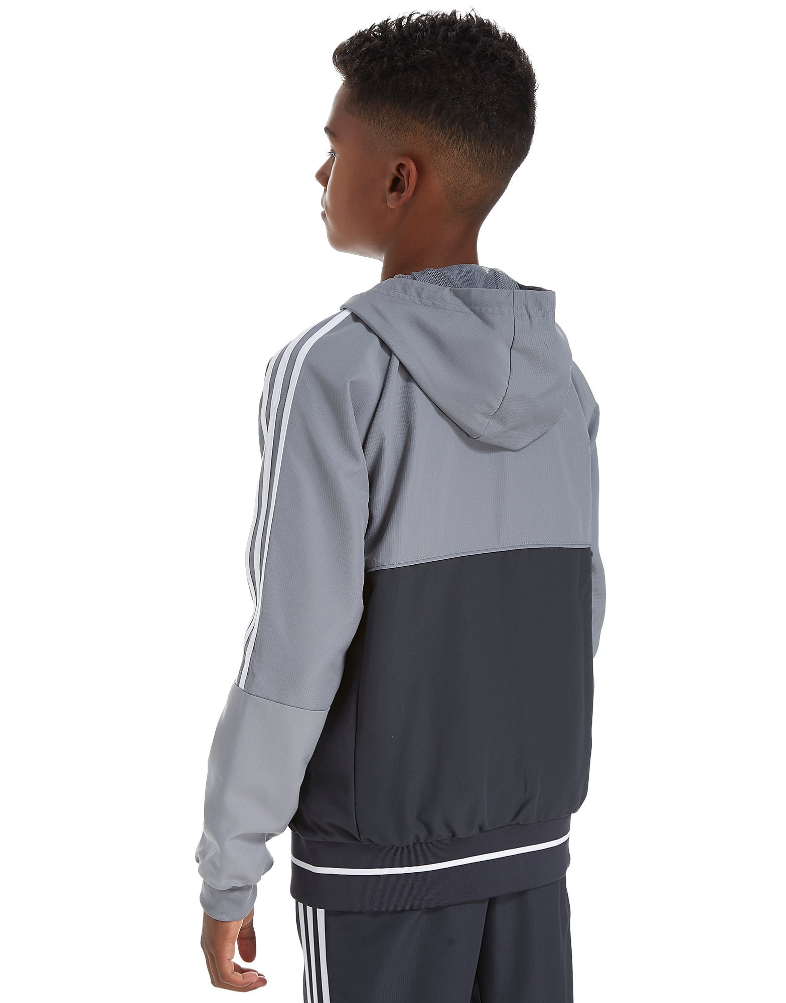 adidas Manchester United 2017 Presentation Jacket Junior