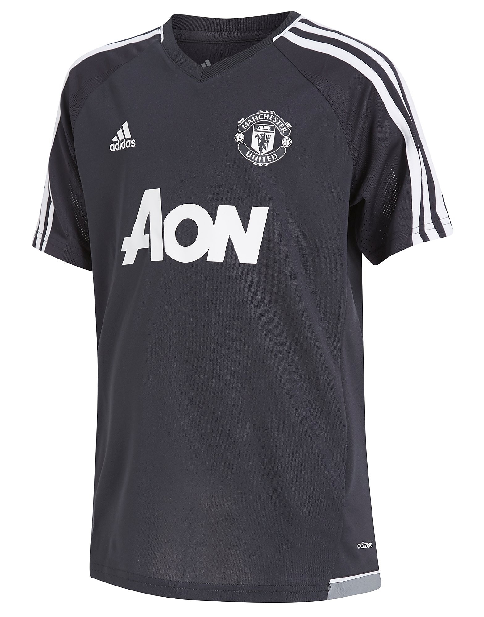 adidas Manchester United 2017 Training Shirt Junior