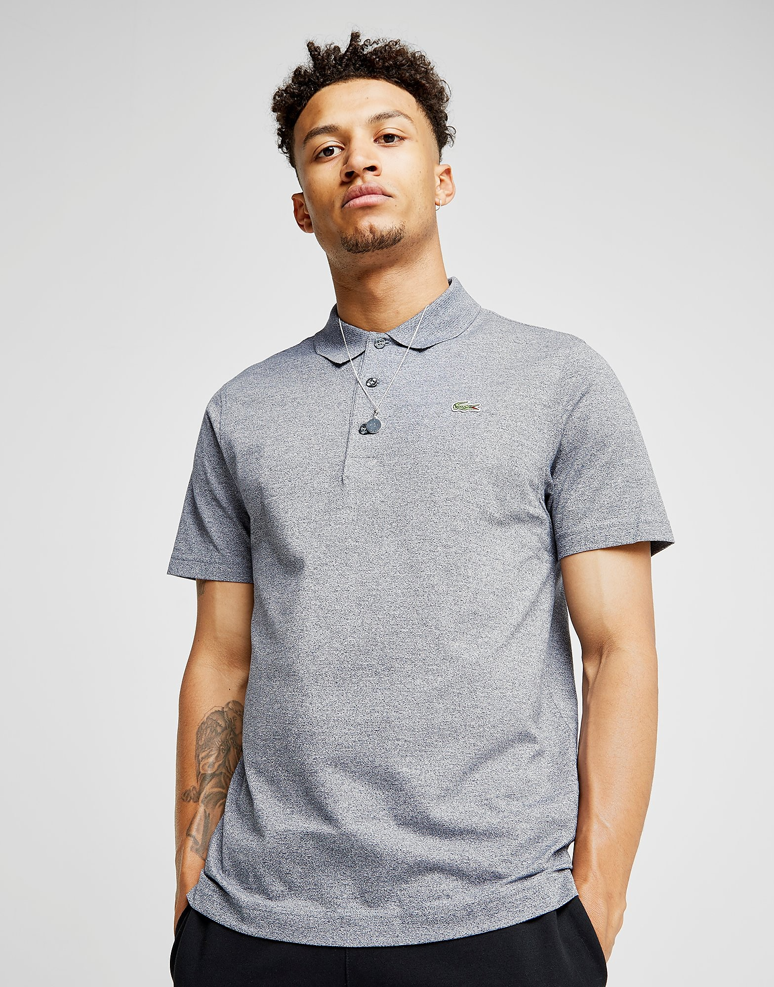 Lacoste Alligator Kuzärmeliges Polo Shirt