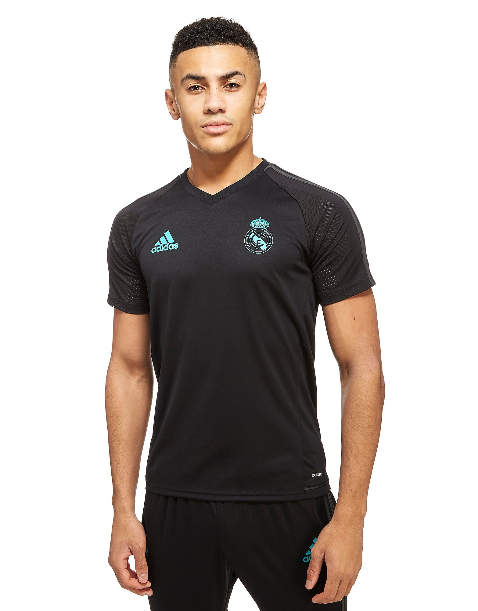 adidas Real Madrid 2017 Training Shirt Heren