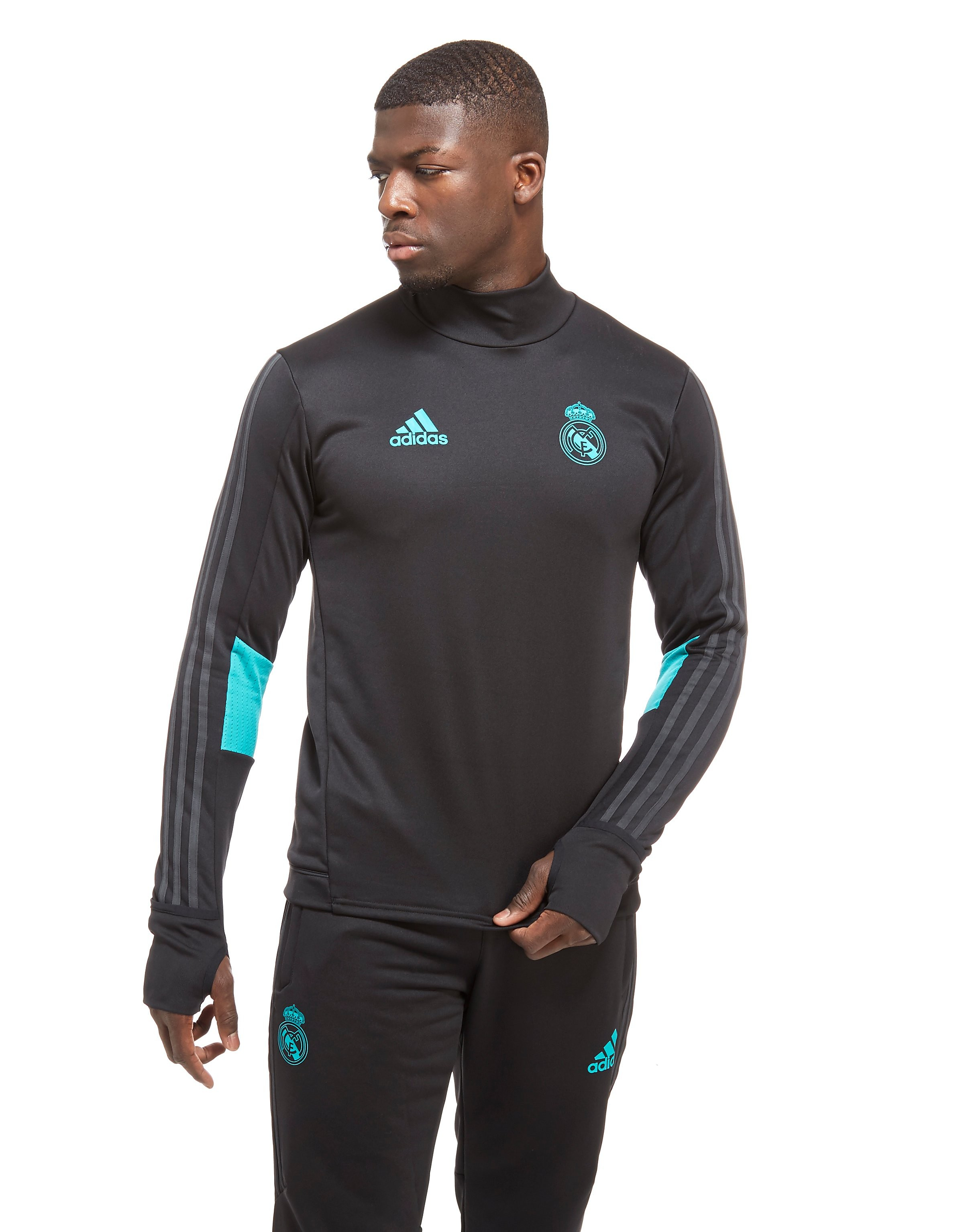 adidas Haut Real Madrid 2017 Training Homme