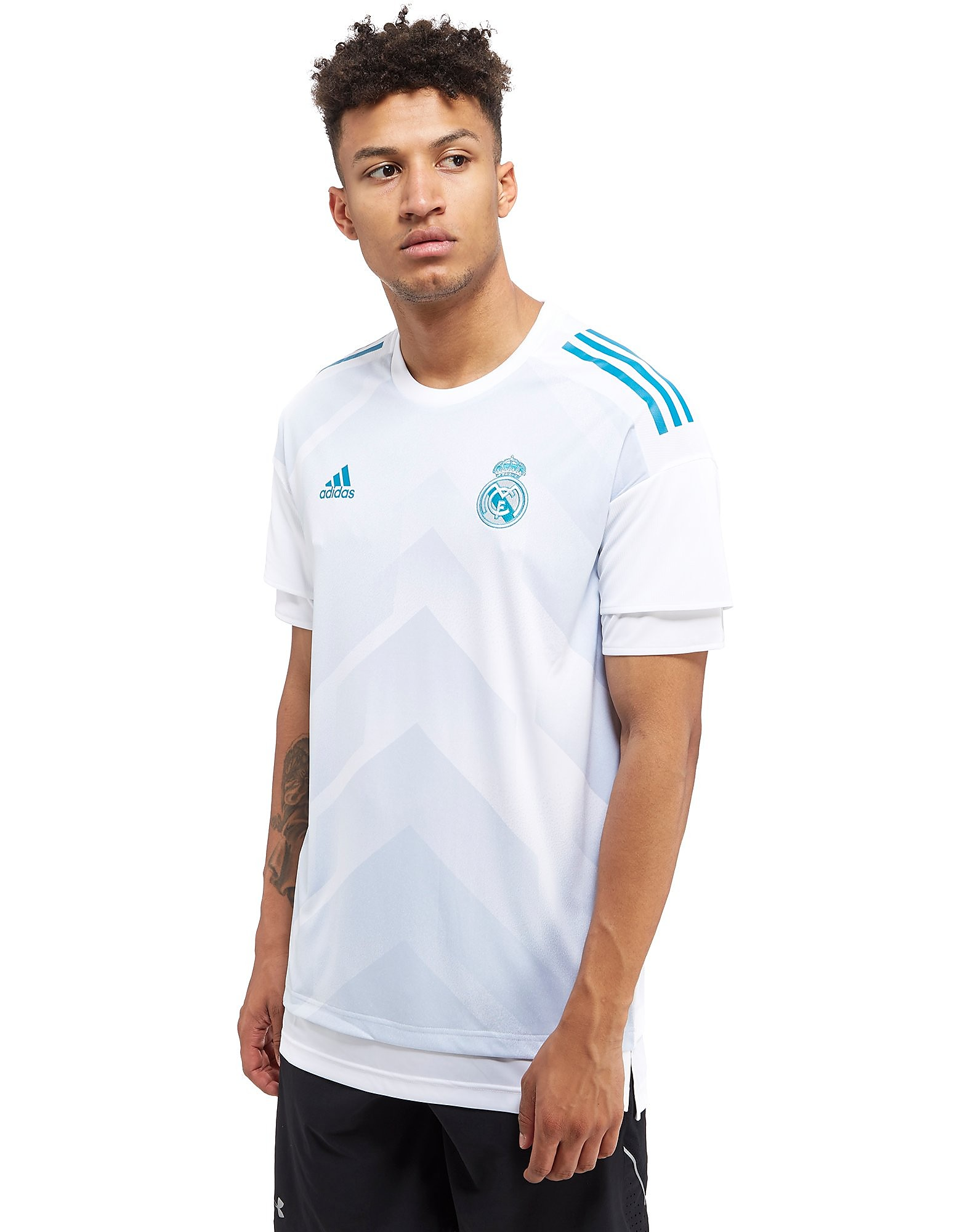 adidas Real Madrid 2017/18 Pre-Match Shirt