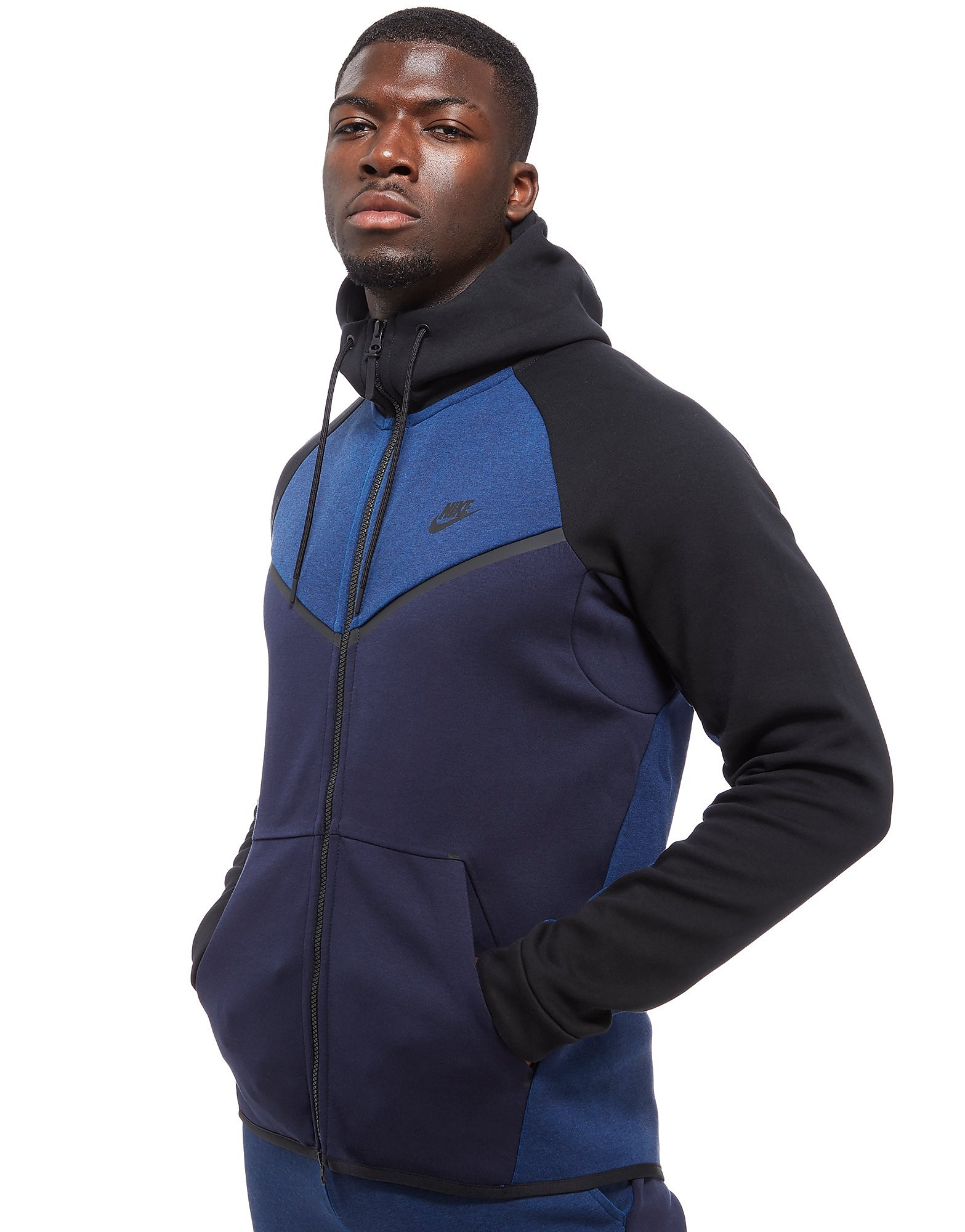 Nike Nike Tech Fleece Windrunner Hoodie Heren