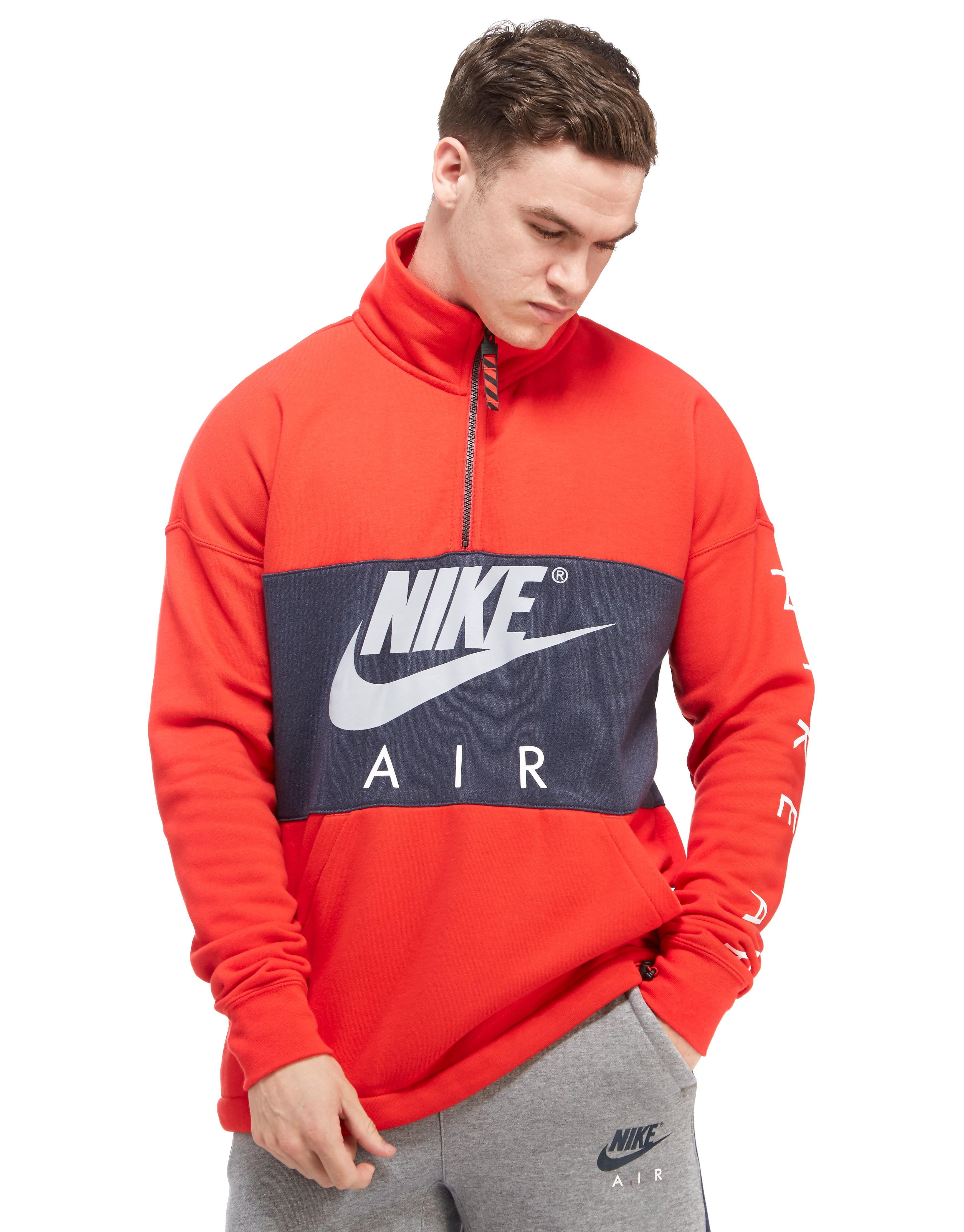 Nike Air Half-Zip Sweatshirt