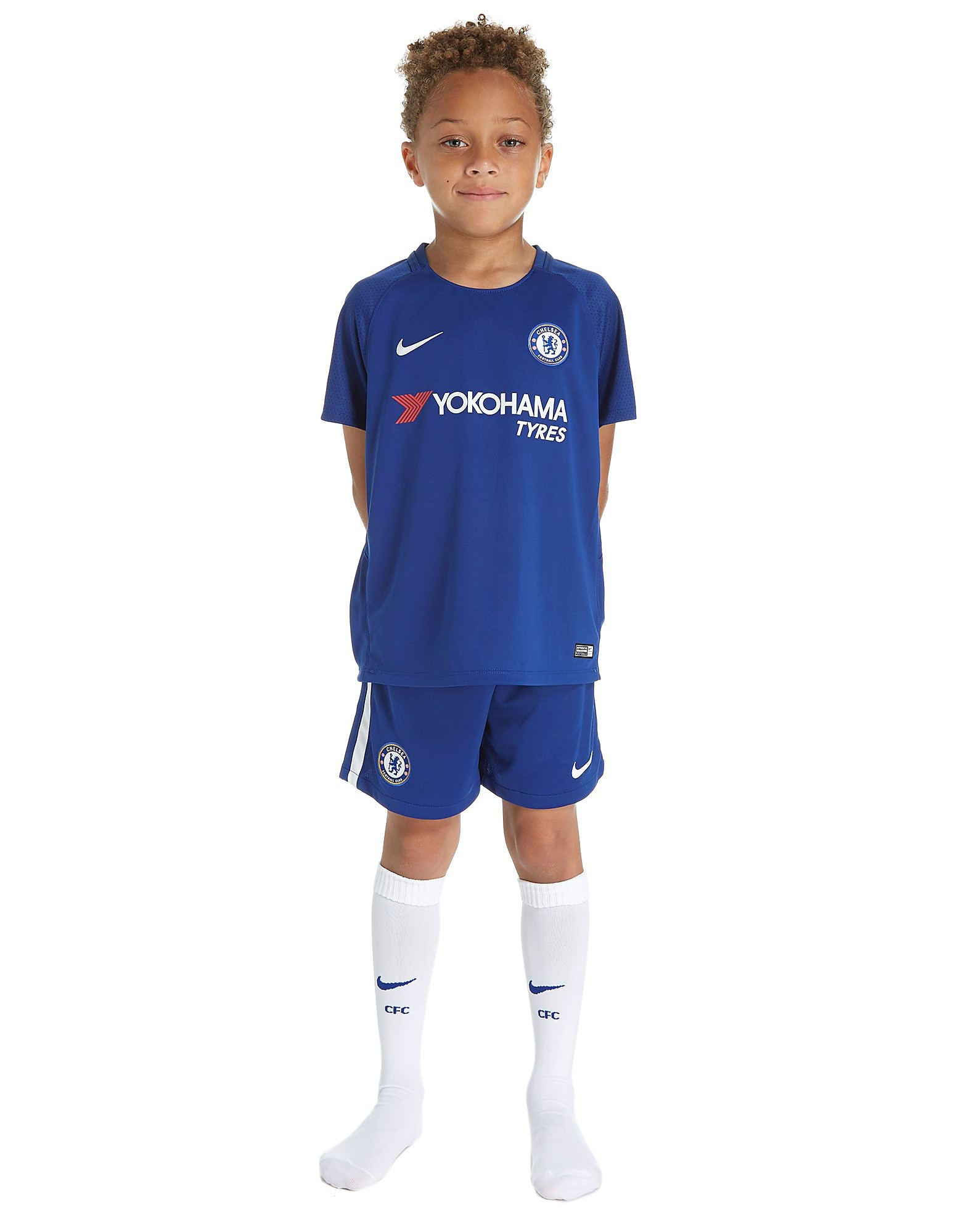 Nike Chelsea FC 2017/18 Home Kit Children