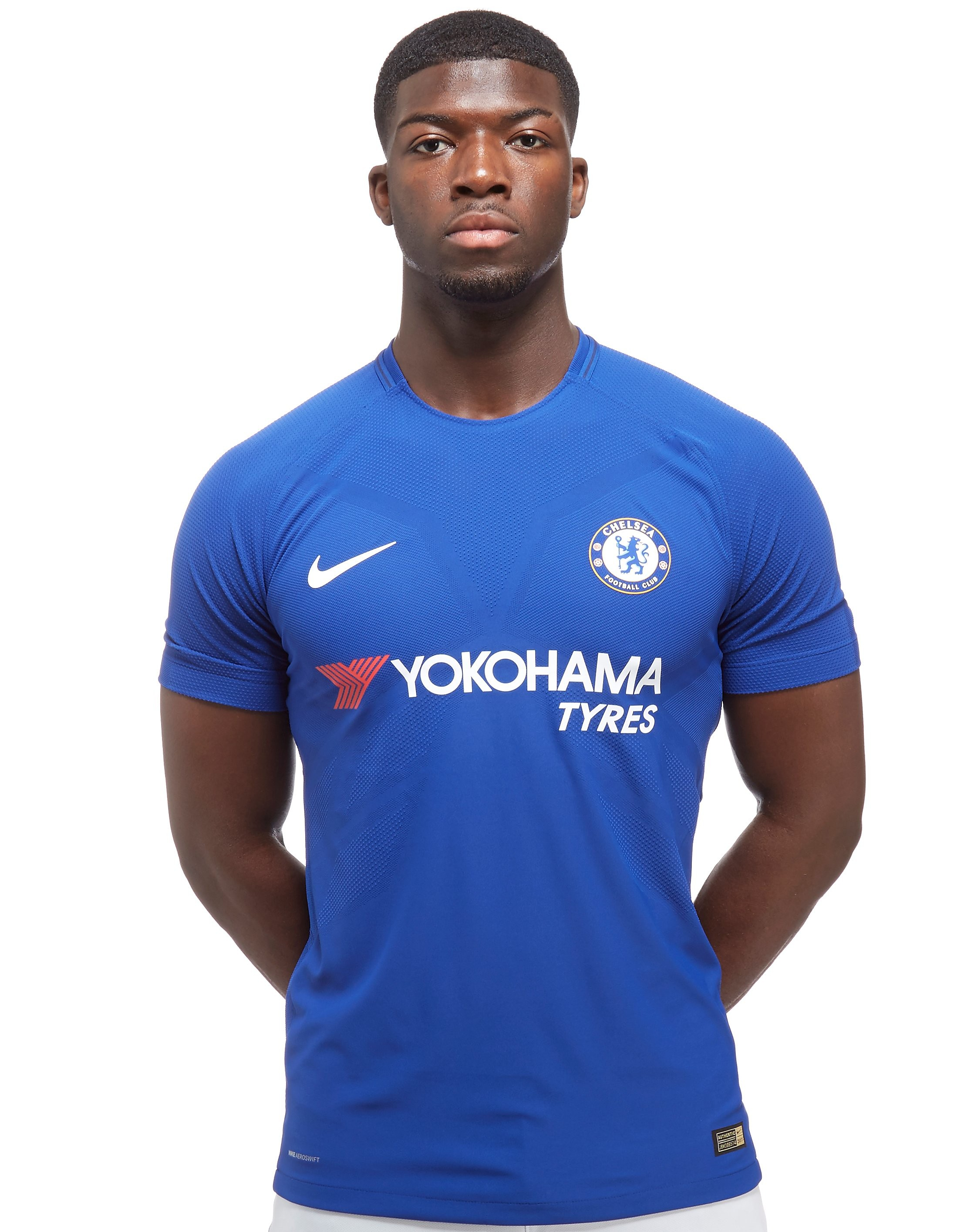 Nike Chelsea FC 2017/18 Home Match Shirt