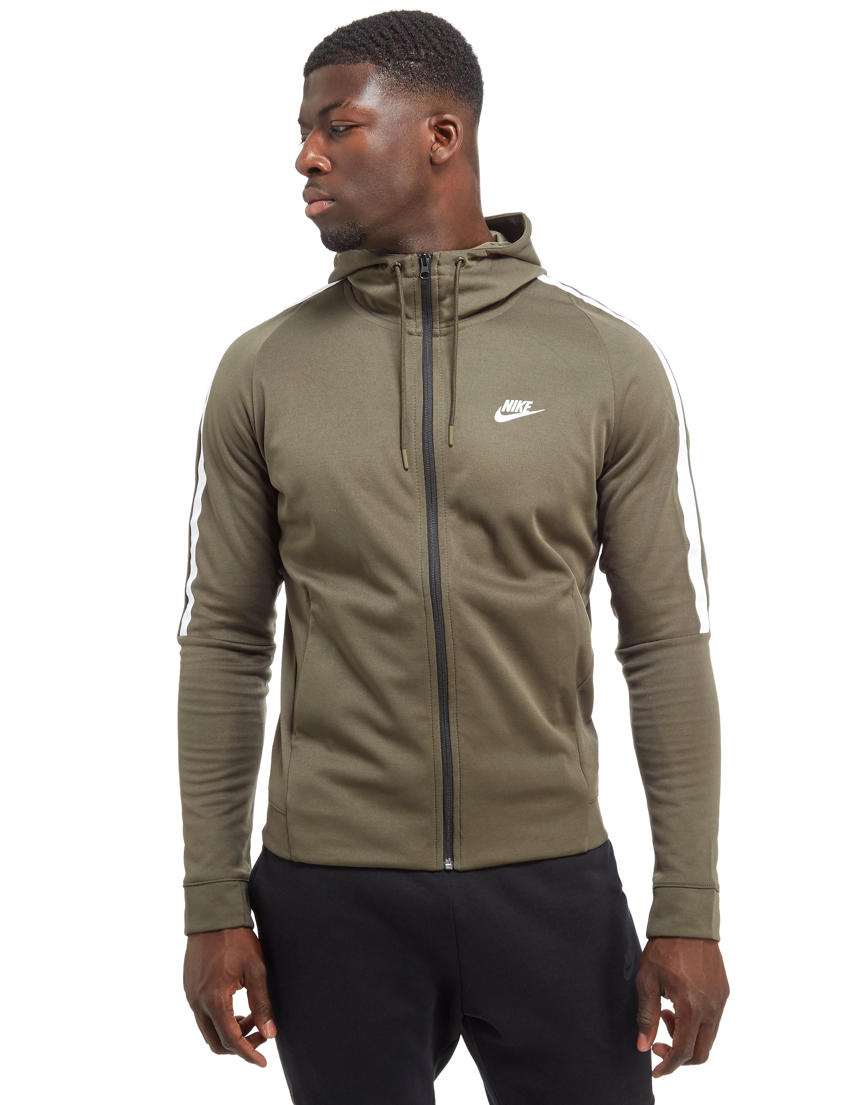 Nike Tribute Full Zip Poly Hoodie Heren