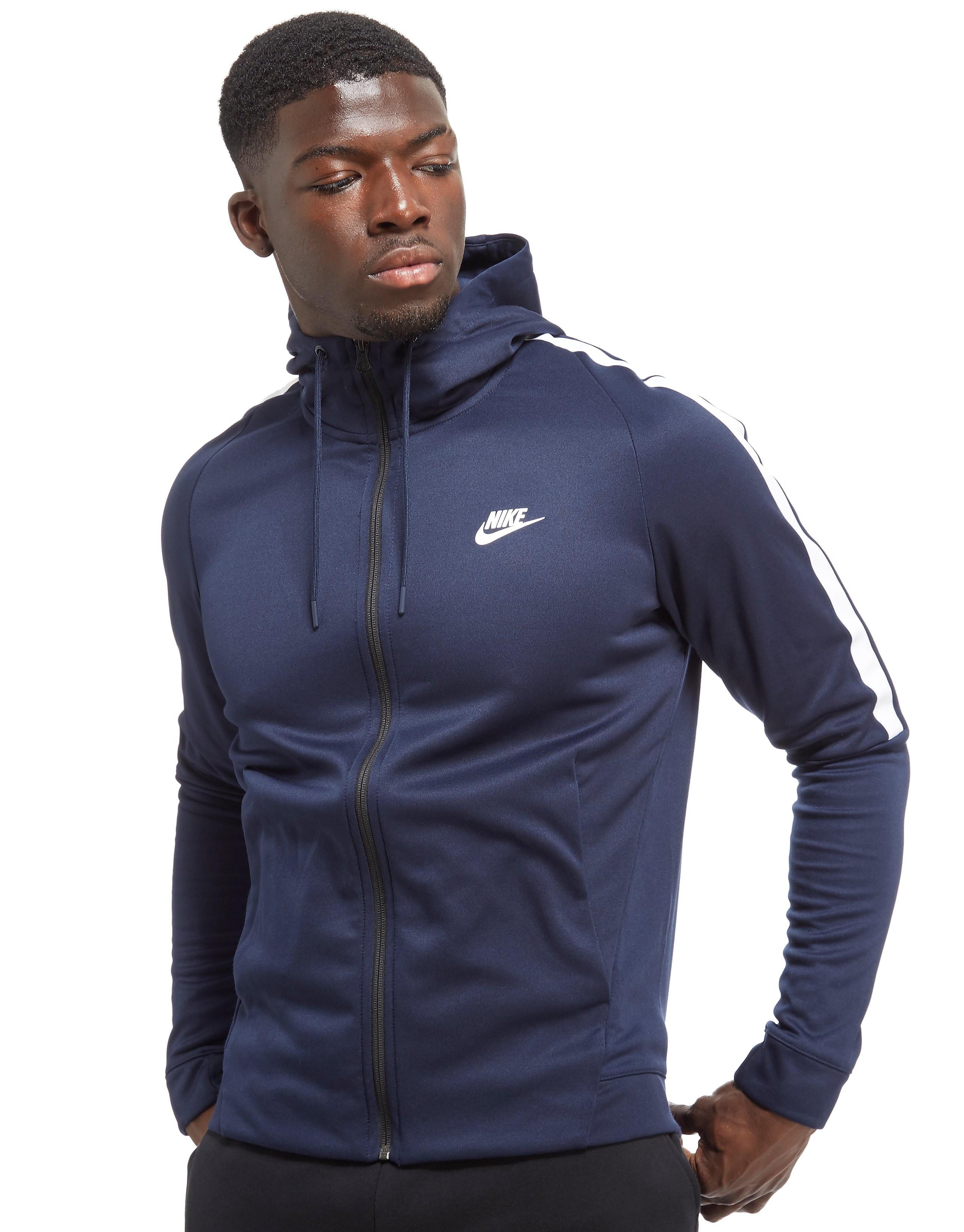 Nike Sweat à capuche tribute Full Zip Poly Homme