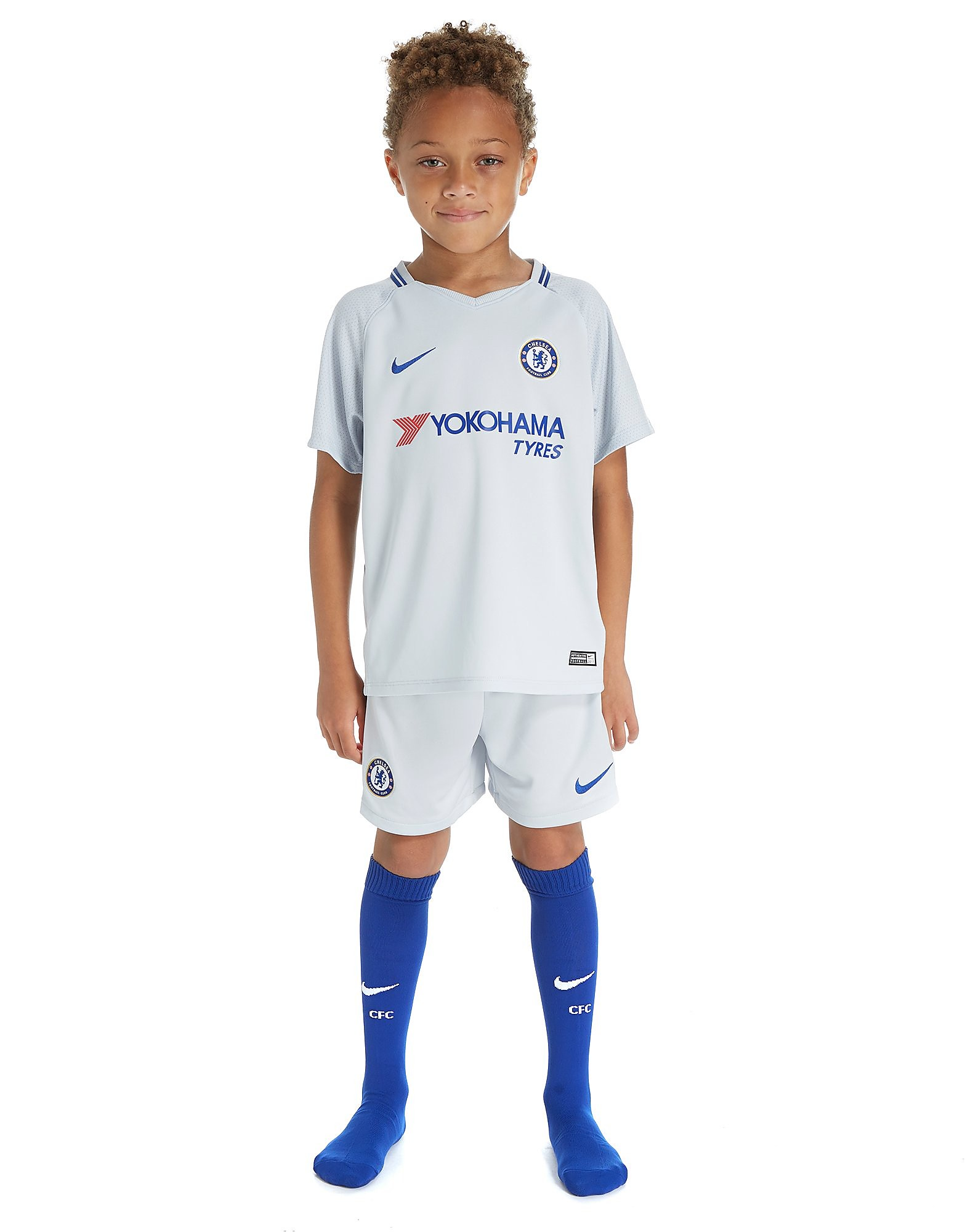 Nike Chelsea FC 2017/18 Away Kit Children