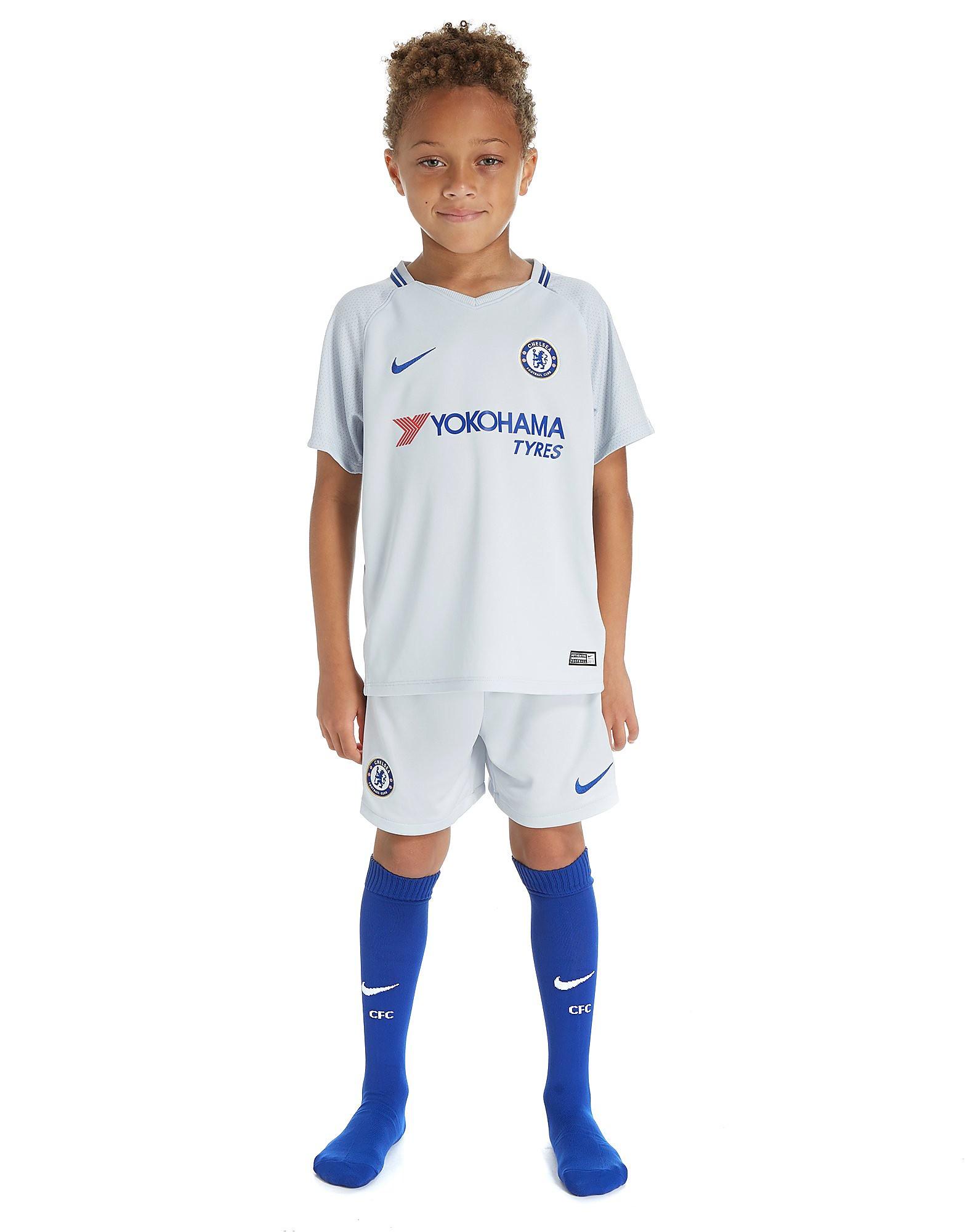Nike Chelsea FC 2017/18 Away Kit Children