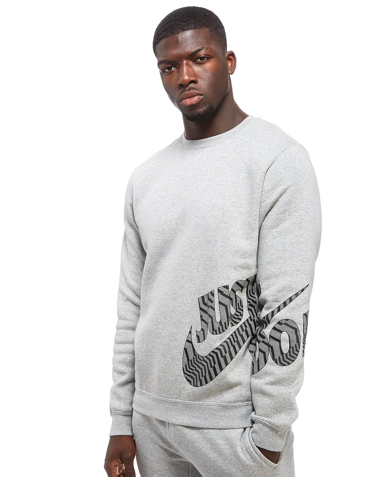 Nike Just Do It Logo Sweatshirt