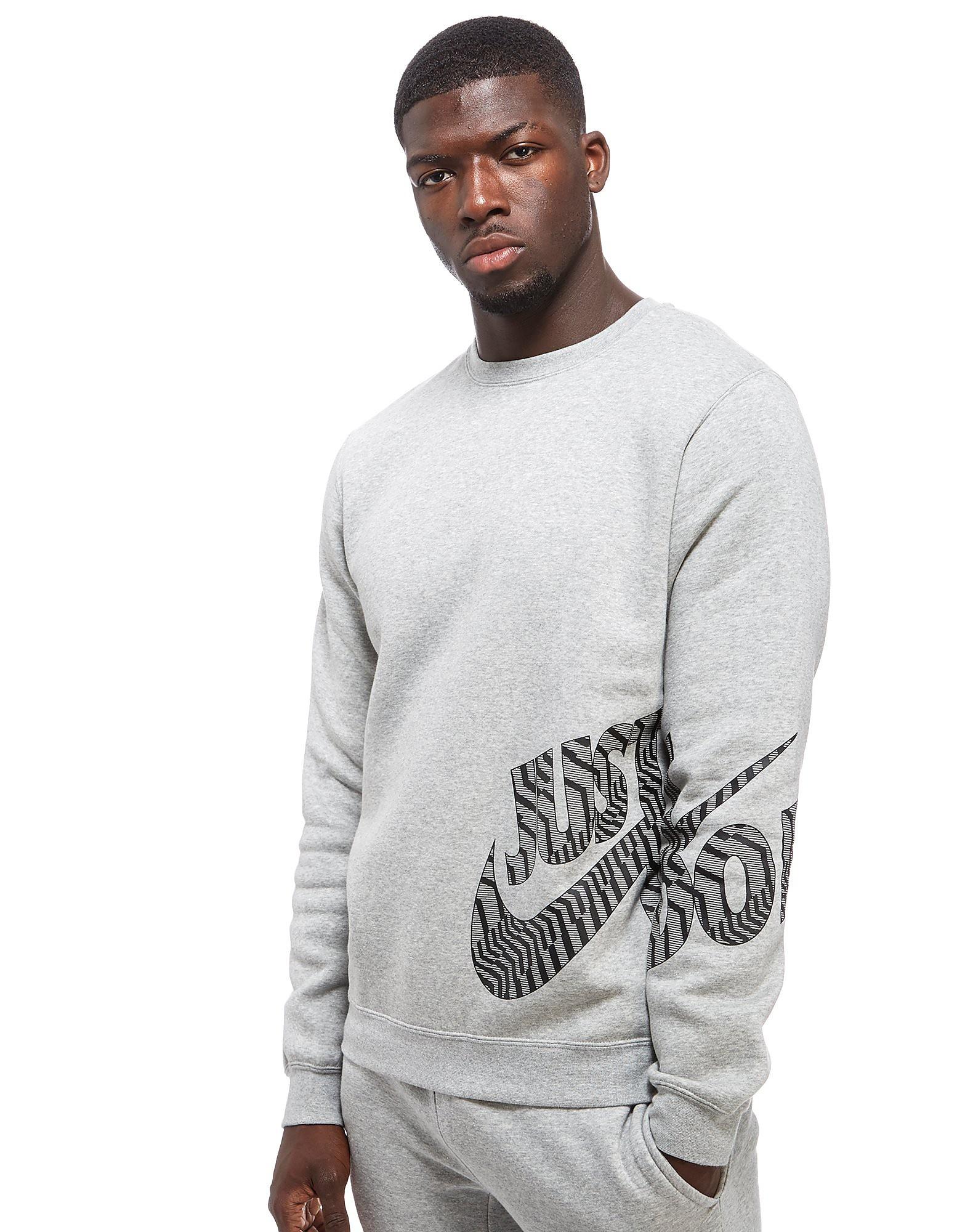Nike Just Do It Logo Sweatshirt