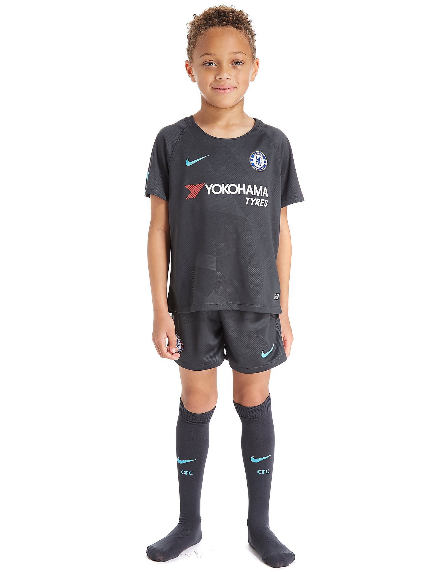 Nike Chelsea FC 2017/18 Third Kit Children