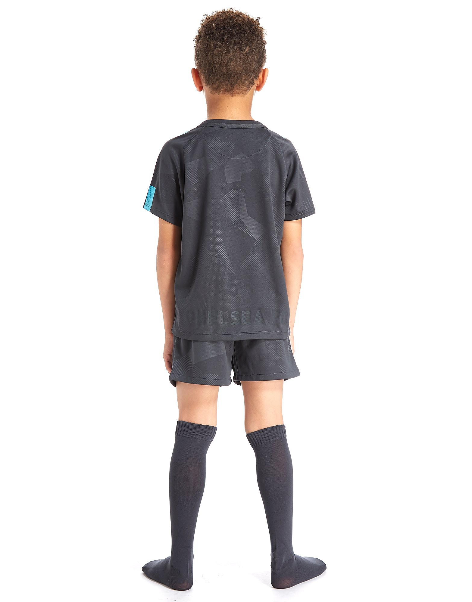 Nike Ensemble Chelsea FC 2017/18 Third Kit Enfant