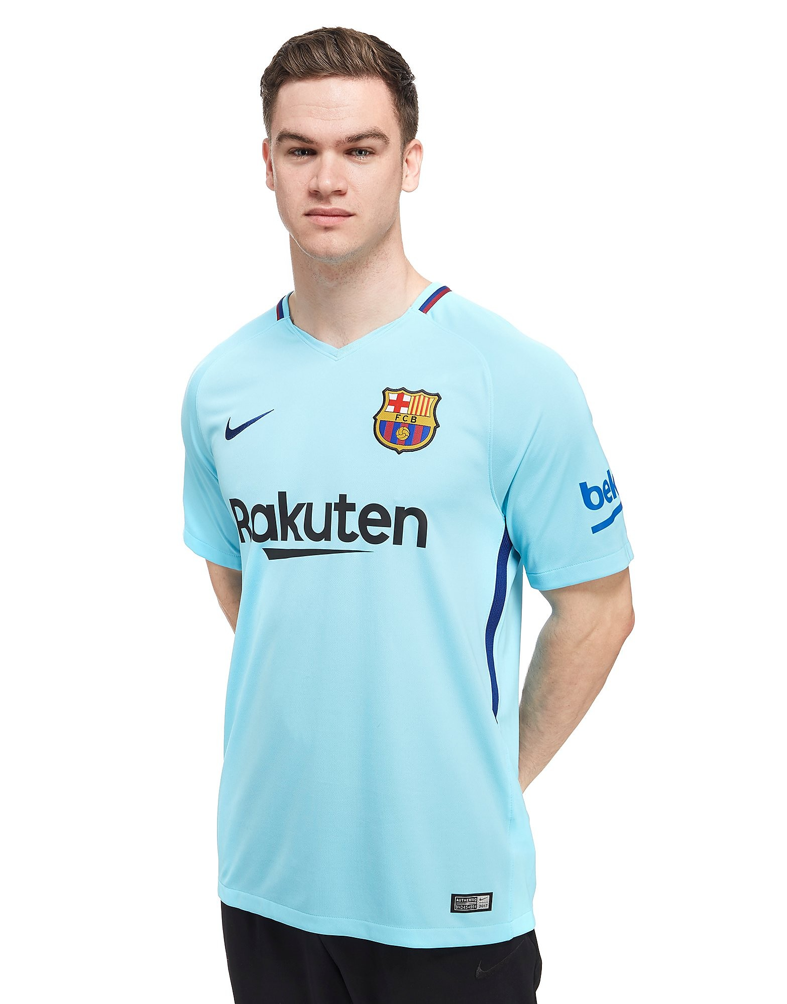 Nike Barcelona 2017/18 Away Shirt