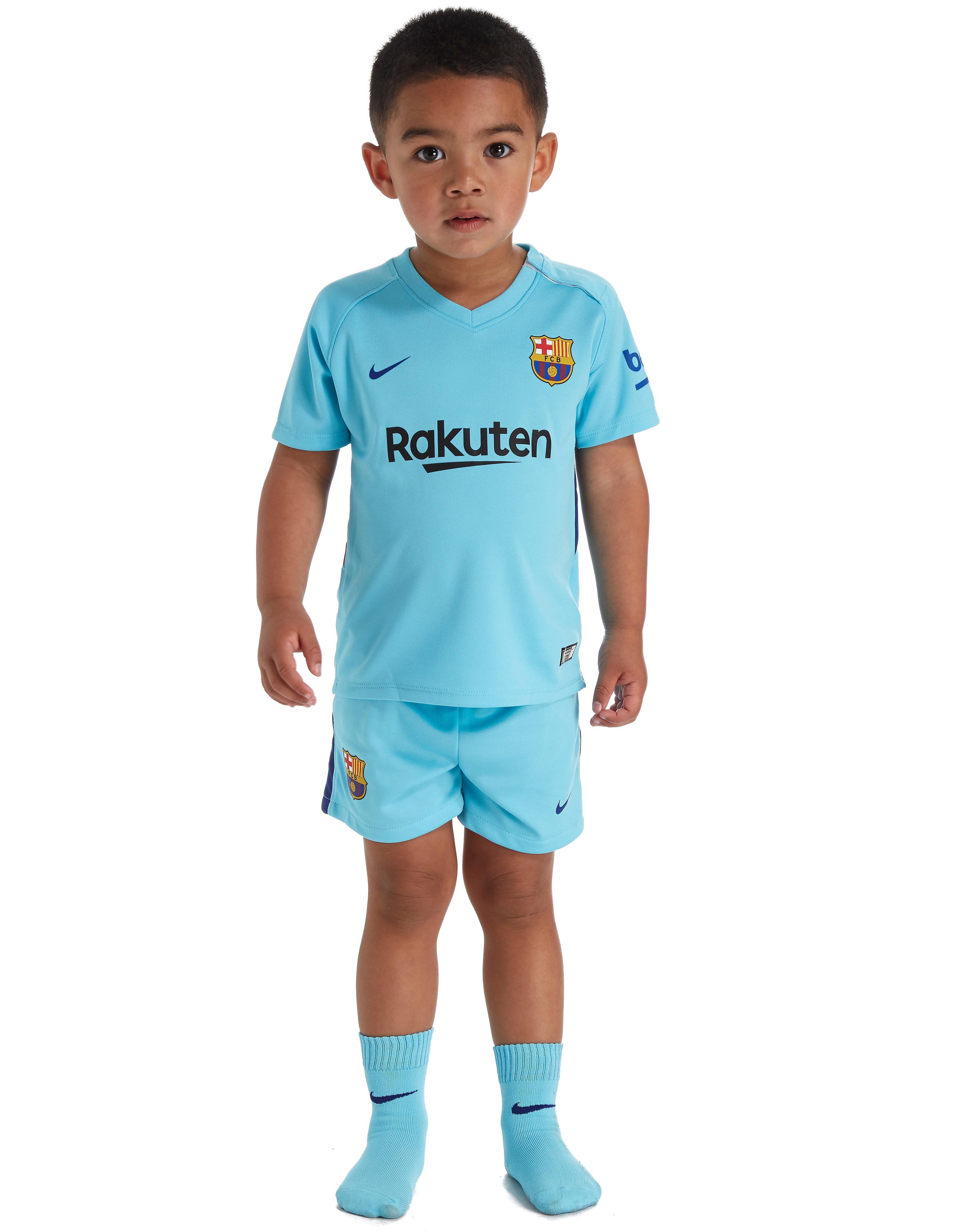 Nike Barcelona 2017/18 Away Kit Infant