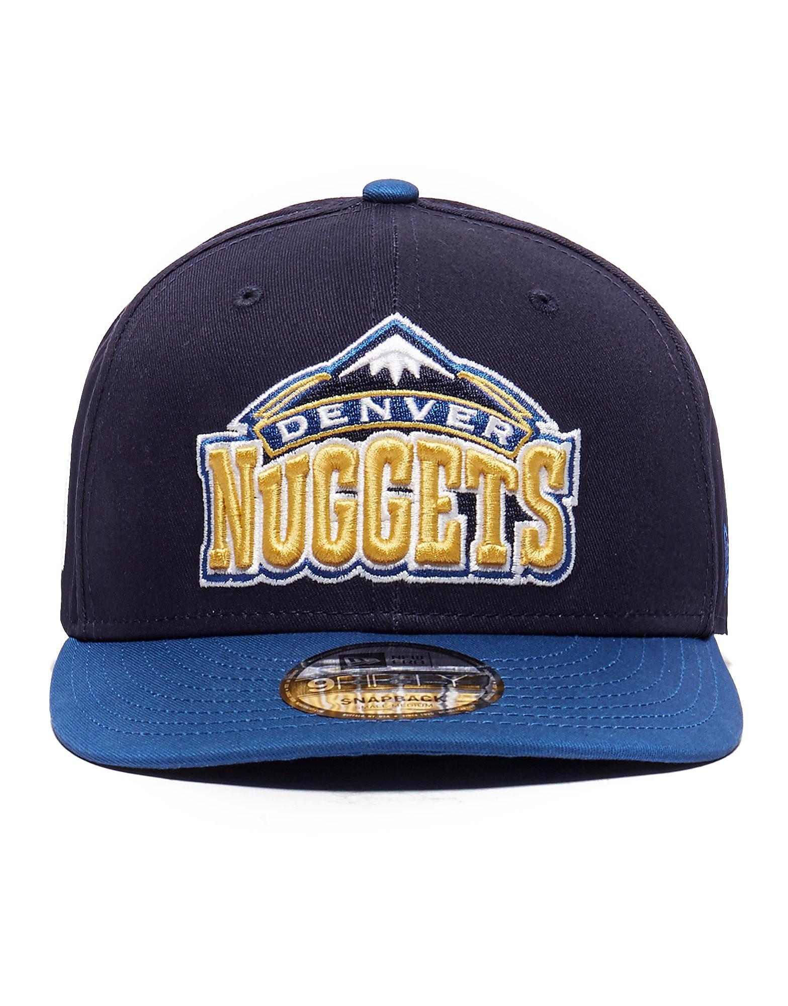 New Era NBA Denver Nuggets 9FIFTY Cap