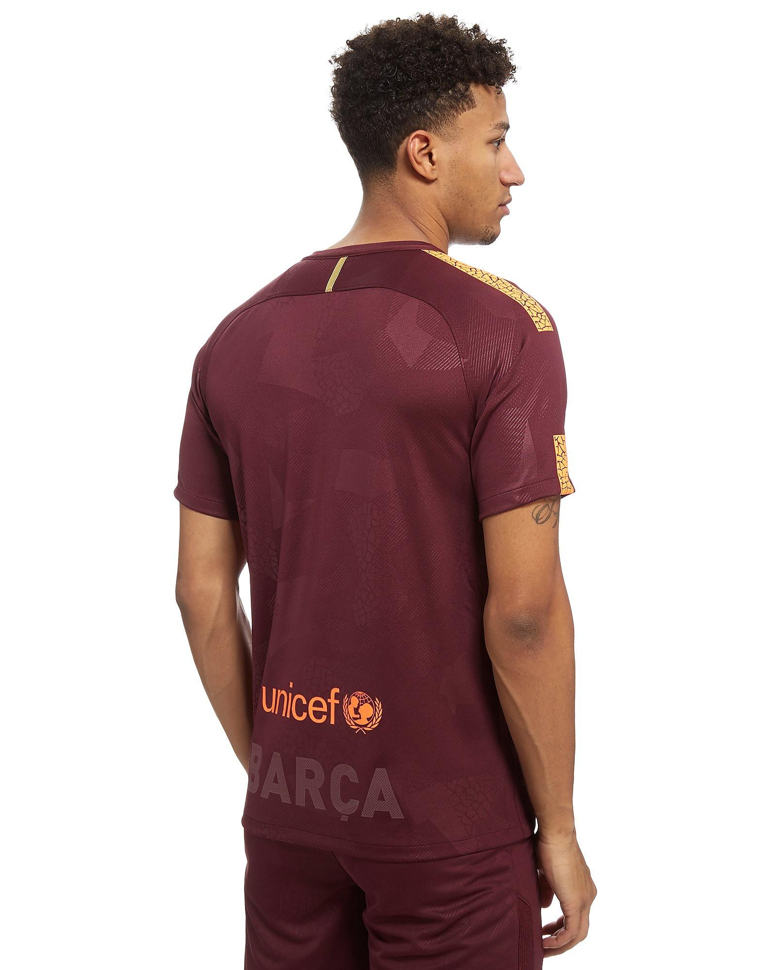 Nike FC Barcelona 2017/18 Third Shirt Heren
