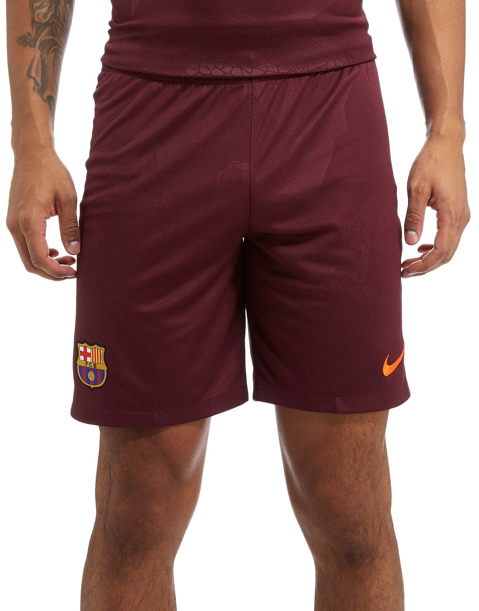 Nike FC Barcelona 2017/18 Third Shorts