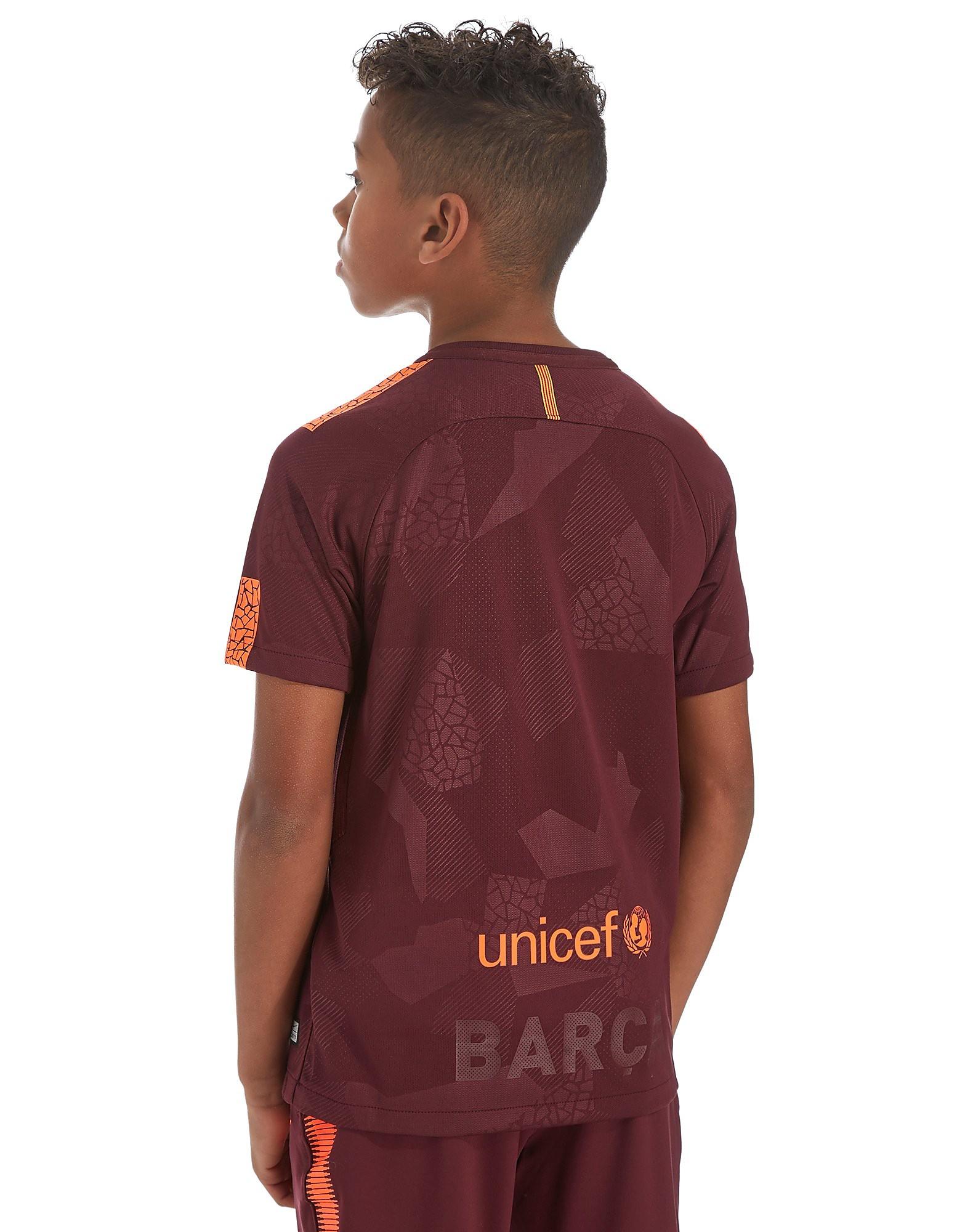 Nike FC Barcelona 2017/18 Dritten Shirt Kinder