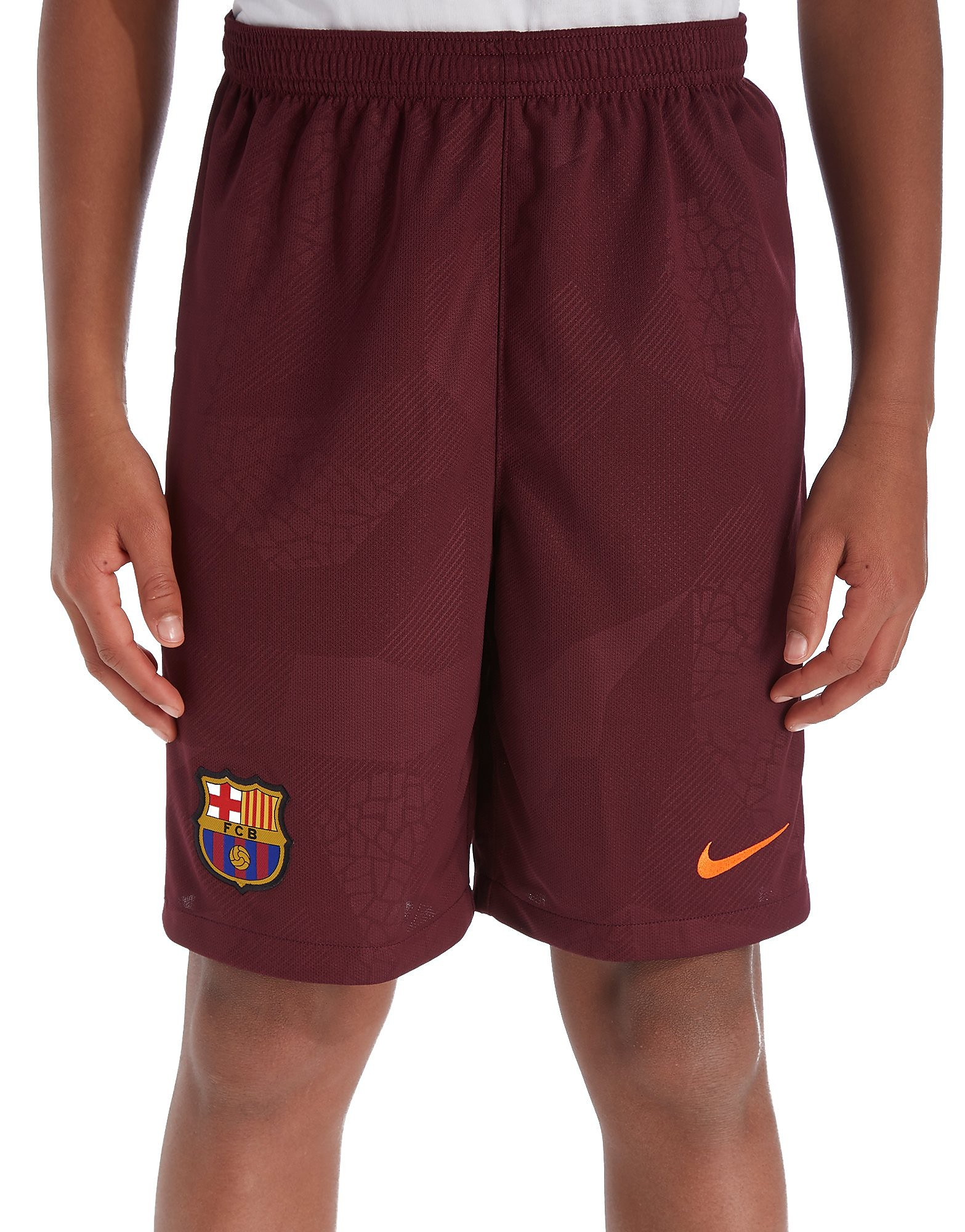 Nike FC Barcelona 2017/18 Third Shorts Junior