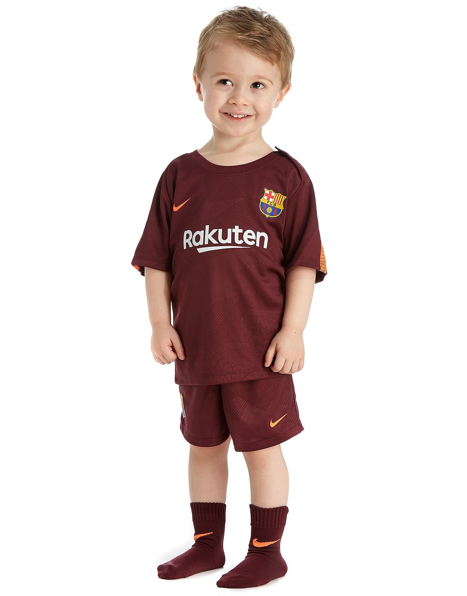 Nike FC Barcelona 2017/18 Drittes Kit Kleinkinder