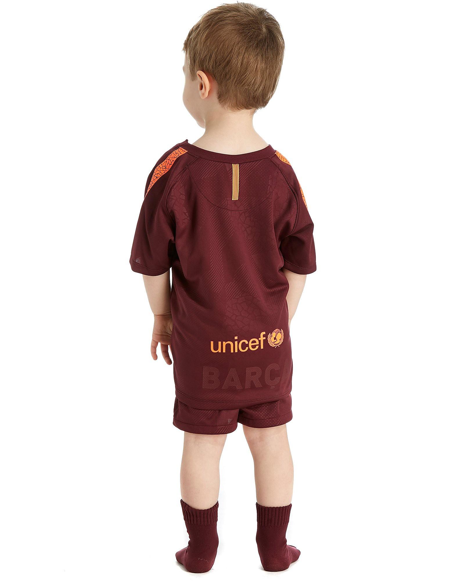 Nike FC Barcelona 2017/18 Third Kit Infant