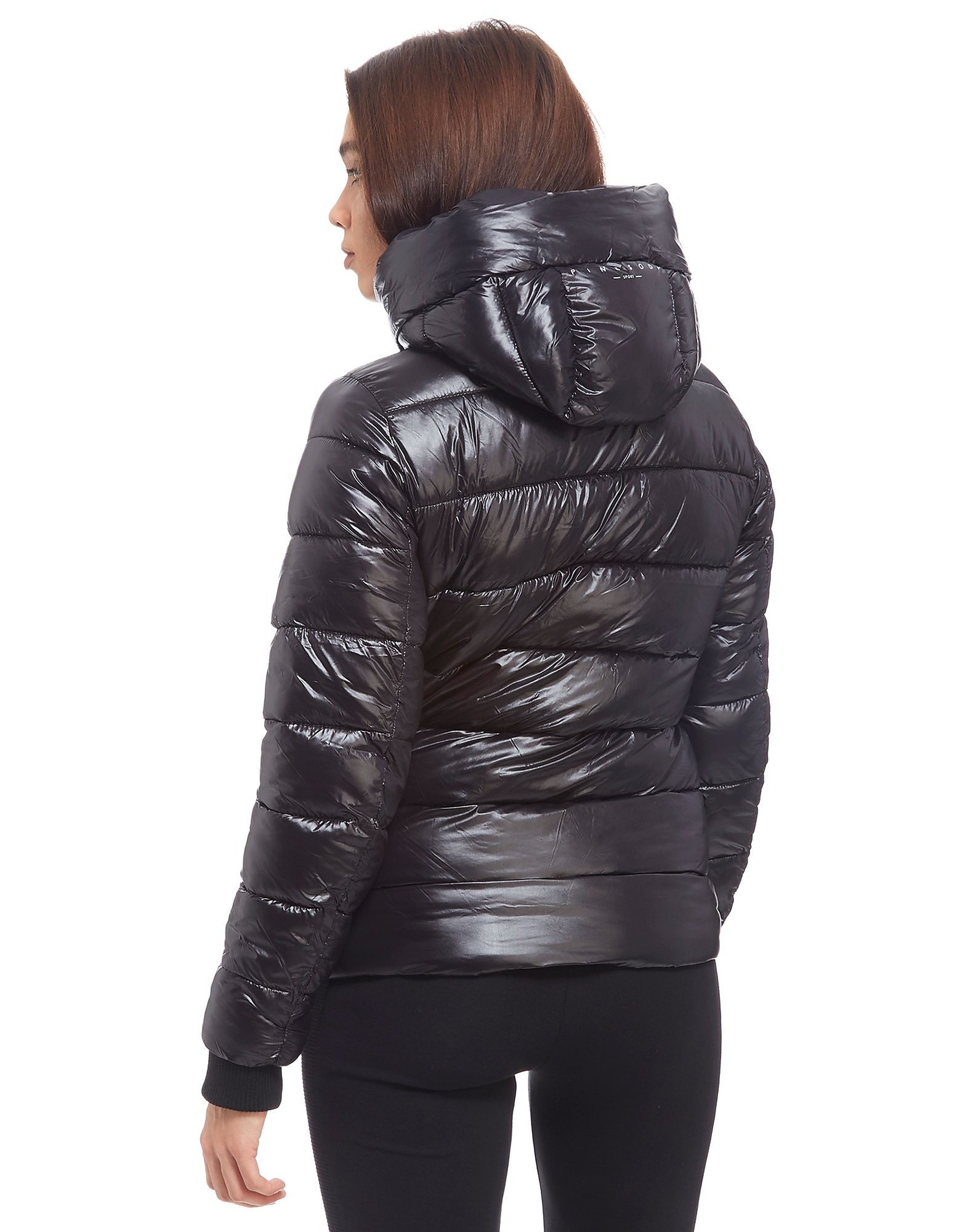Pink Soda Sport Padded Jacket Dames