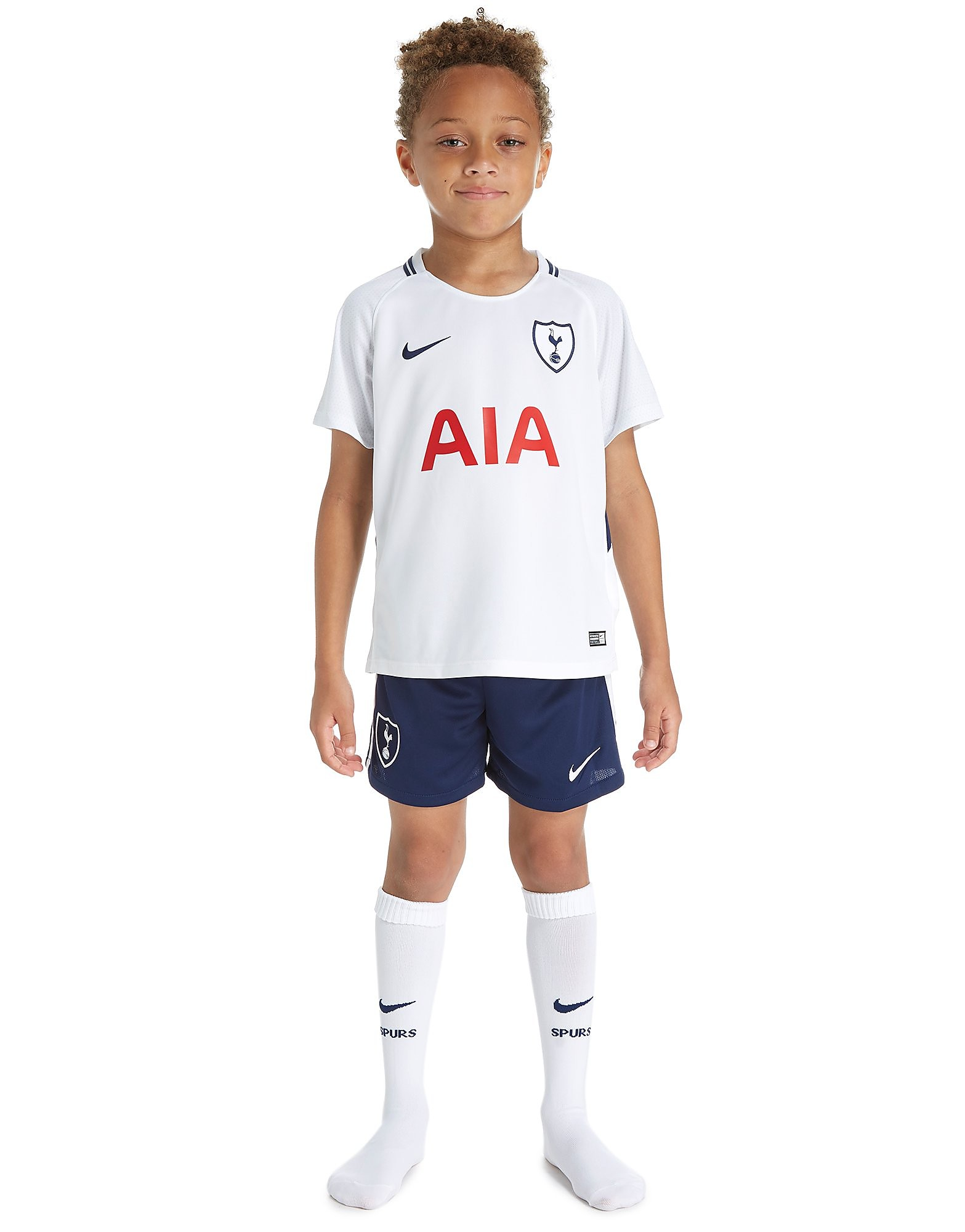 Nike Tottenham Hotspur 2017/18 Home Kit Childrens