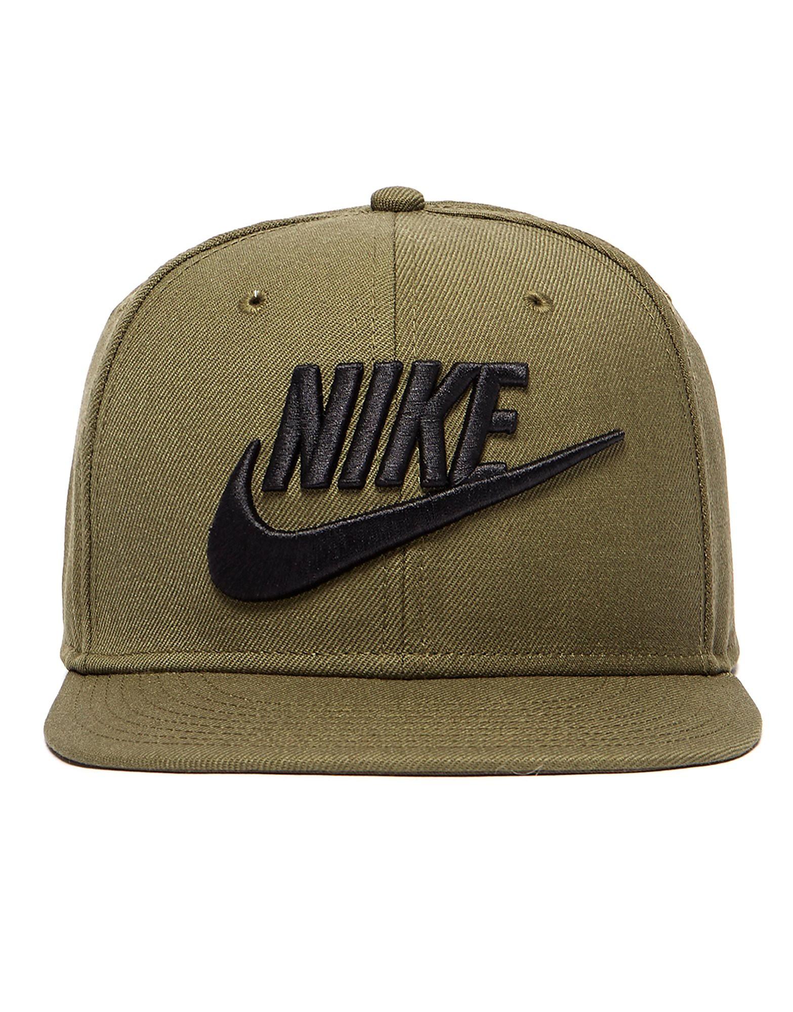 Nike Futura True 2 Snapback Cap Olive Black
