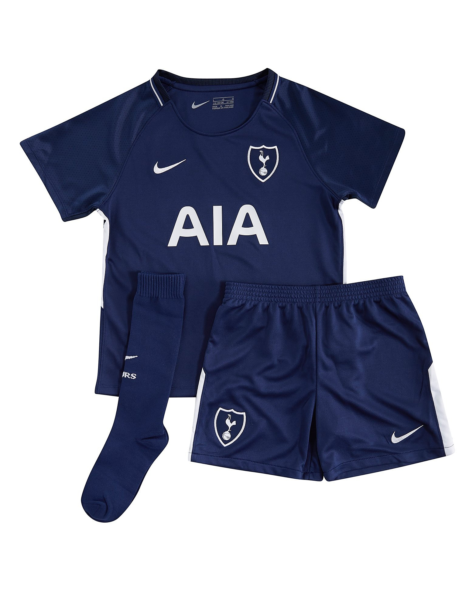 Nike Tottenham Hotspur 2017/18 Away Kit Children