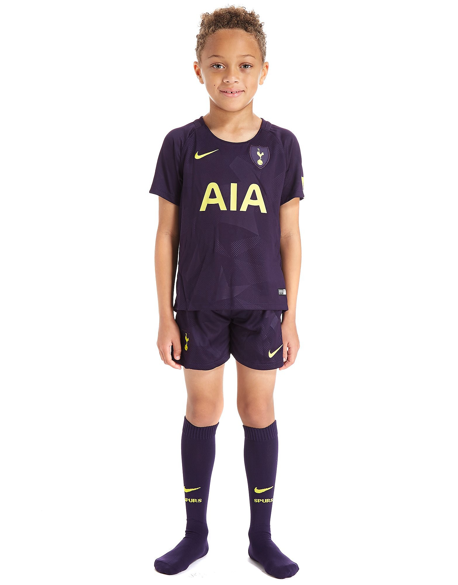 Nike Tottenham Hotspur 2017/18 Third Kit Children