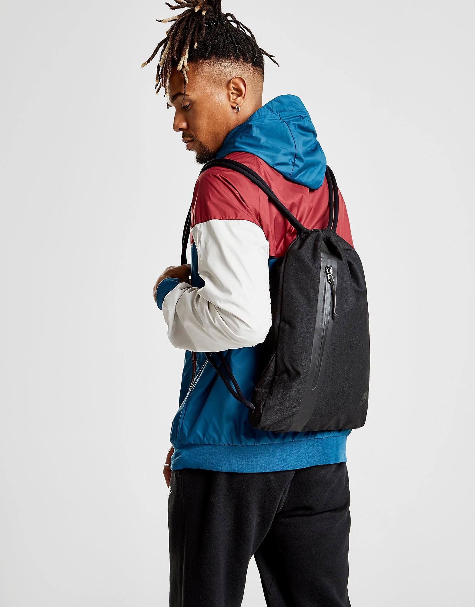 Nike Tech Gymsack - Zwart - Heren