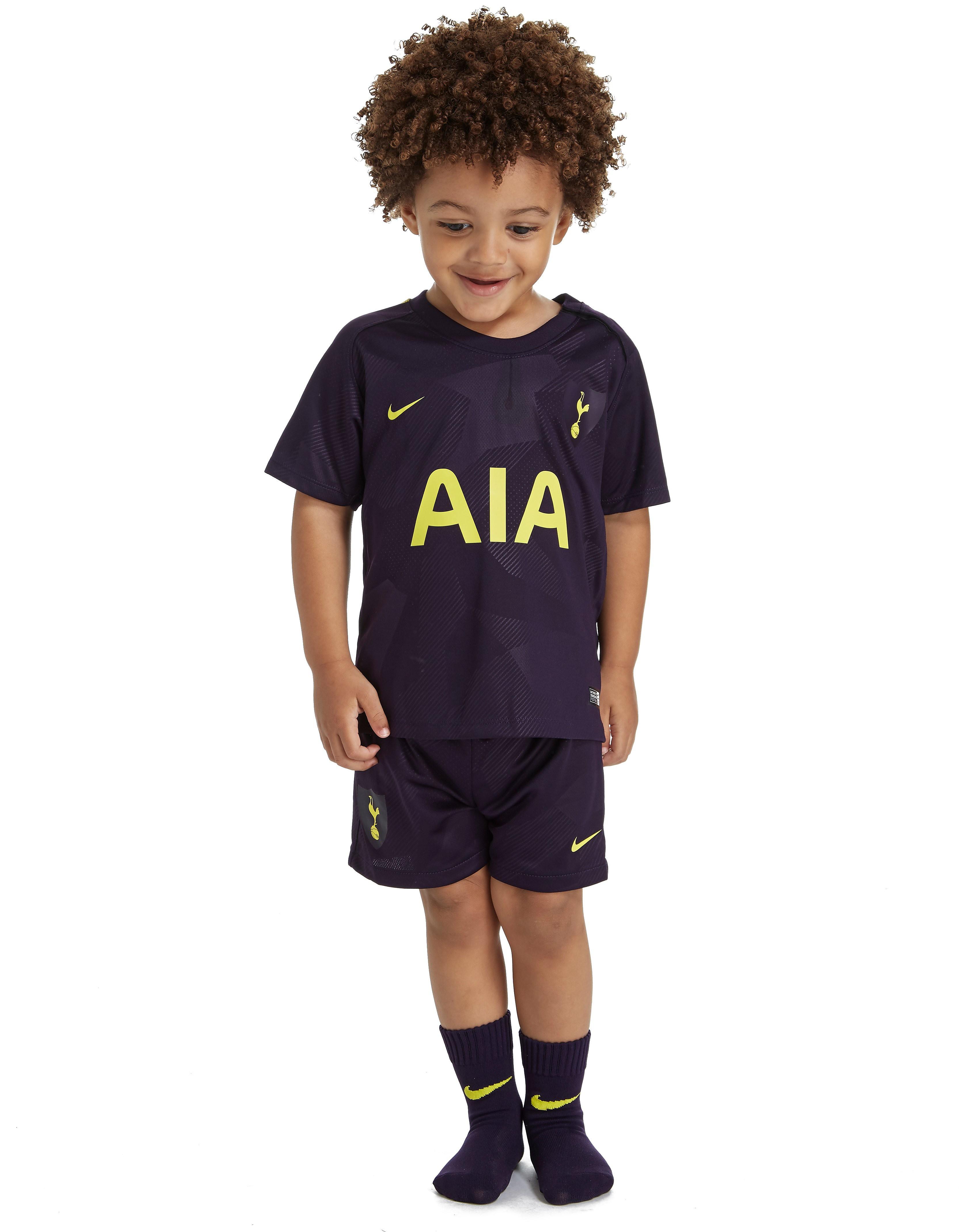 Nike Tottenham Hotspur FC 2017/18 Drittes Kit Kleinkind