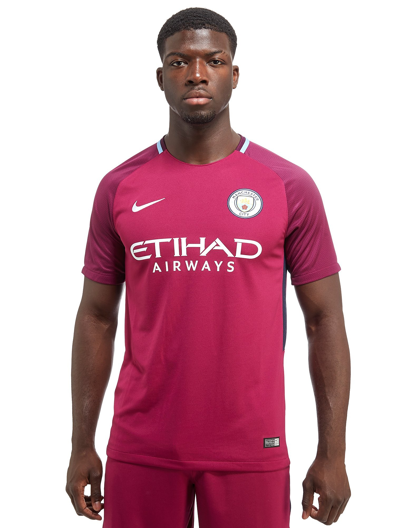 Nike Manchester City 2017/18 Away Shirt