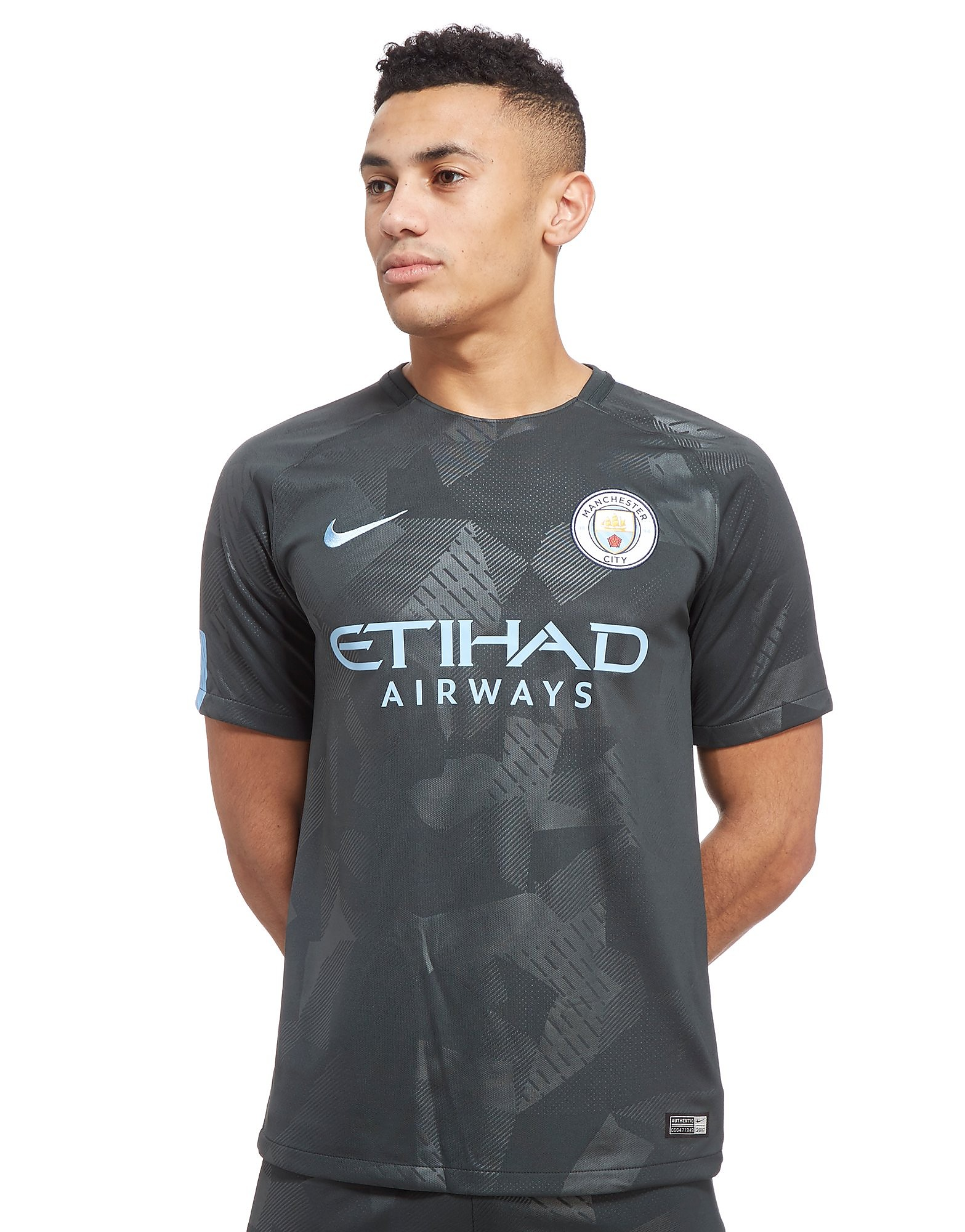 Nike Manchester City FC 2017/18 Third Shirt