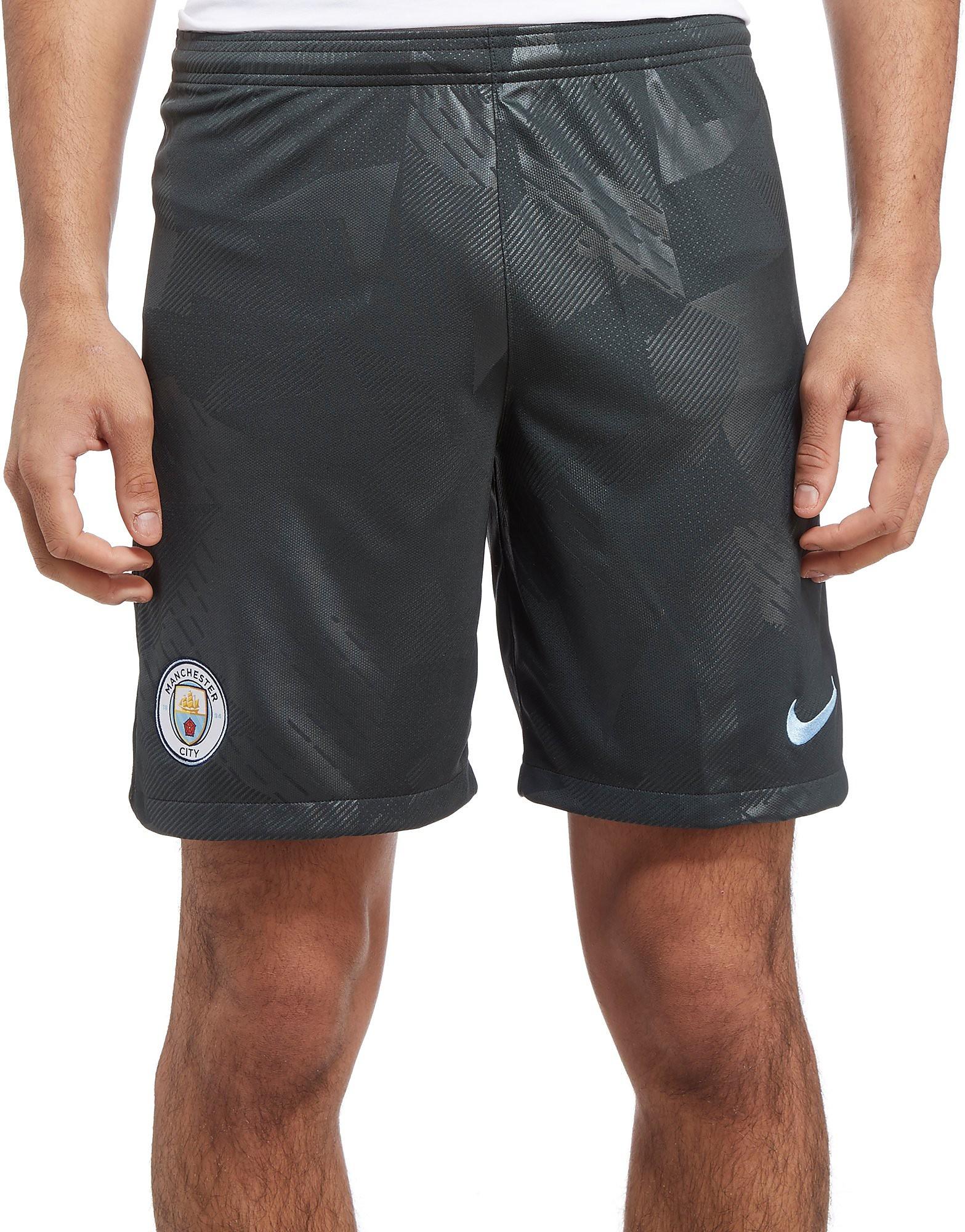 Nike Manchester City FC 2017/18 Third Shorts