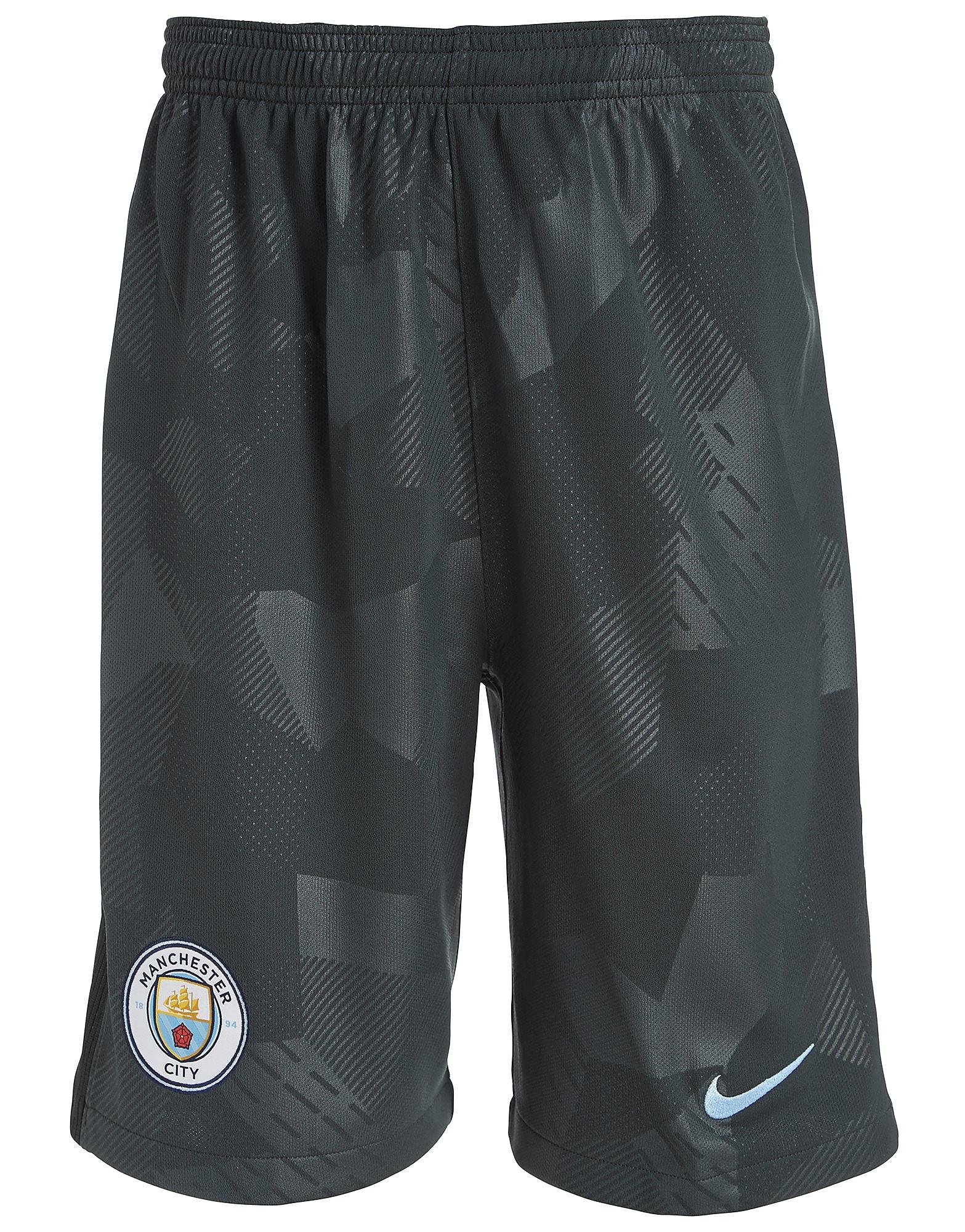 Nike Manchester City FC 2017/18 Third Shorts Junior